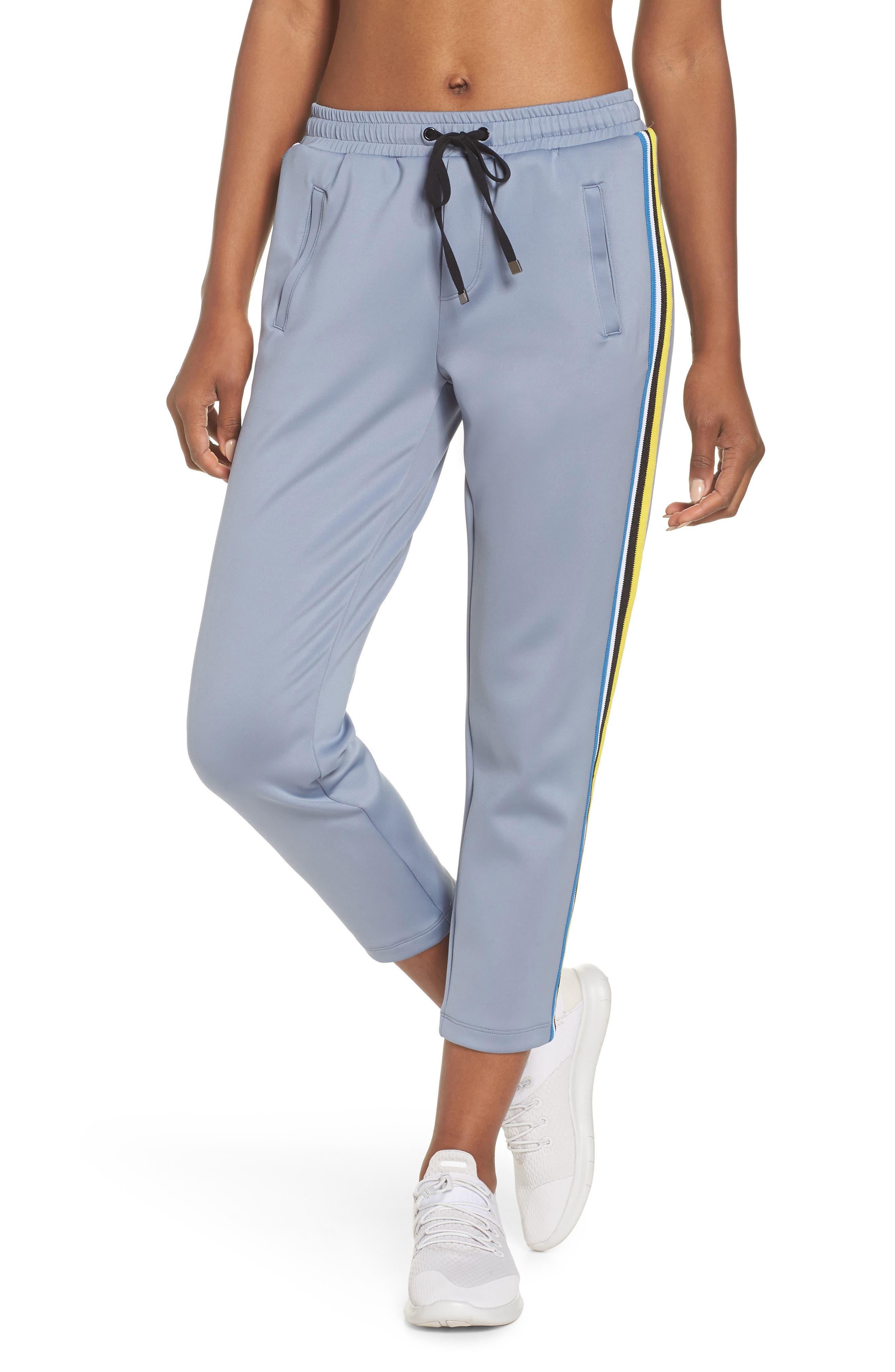 Zone Crop Sweatpants,                         Main,                         color, Nova