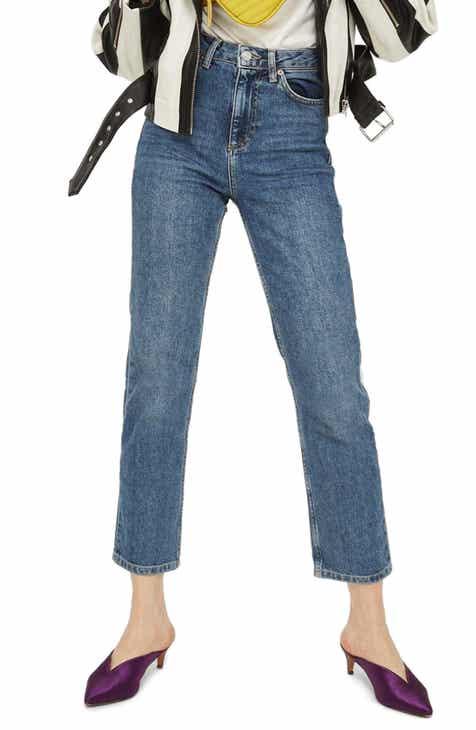women s straight leg jeans nordstrom