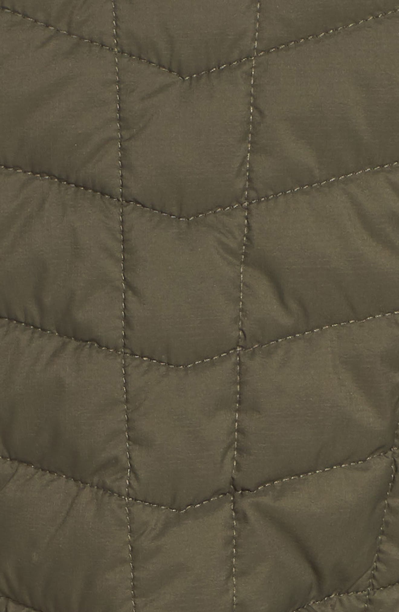 ThermoBall<sup>™</sup> PrimaLoft<sup>®</sup> Hooded Parka,                             Alternate thumbnail 6, color,                             New Taupe Green Matte