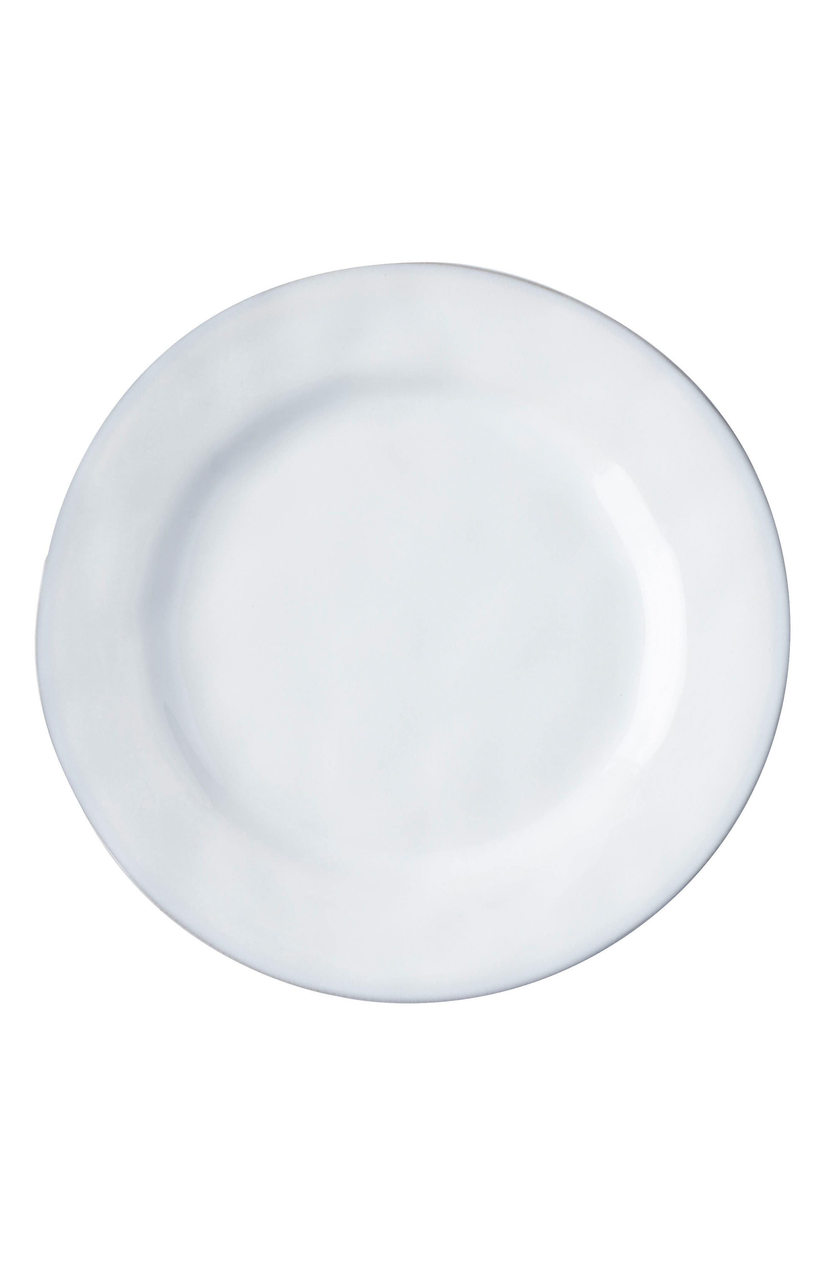 Quotidien White Truffle Dessert/Salad Plate,                         Main,                         color, White