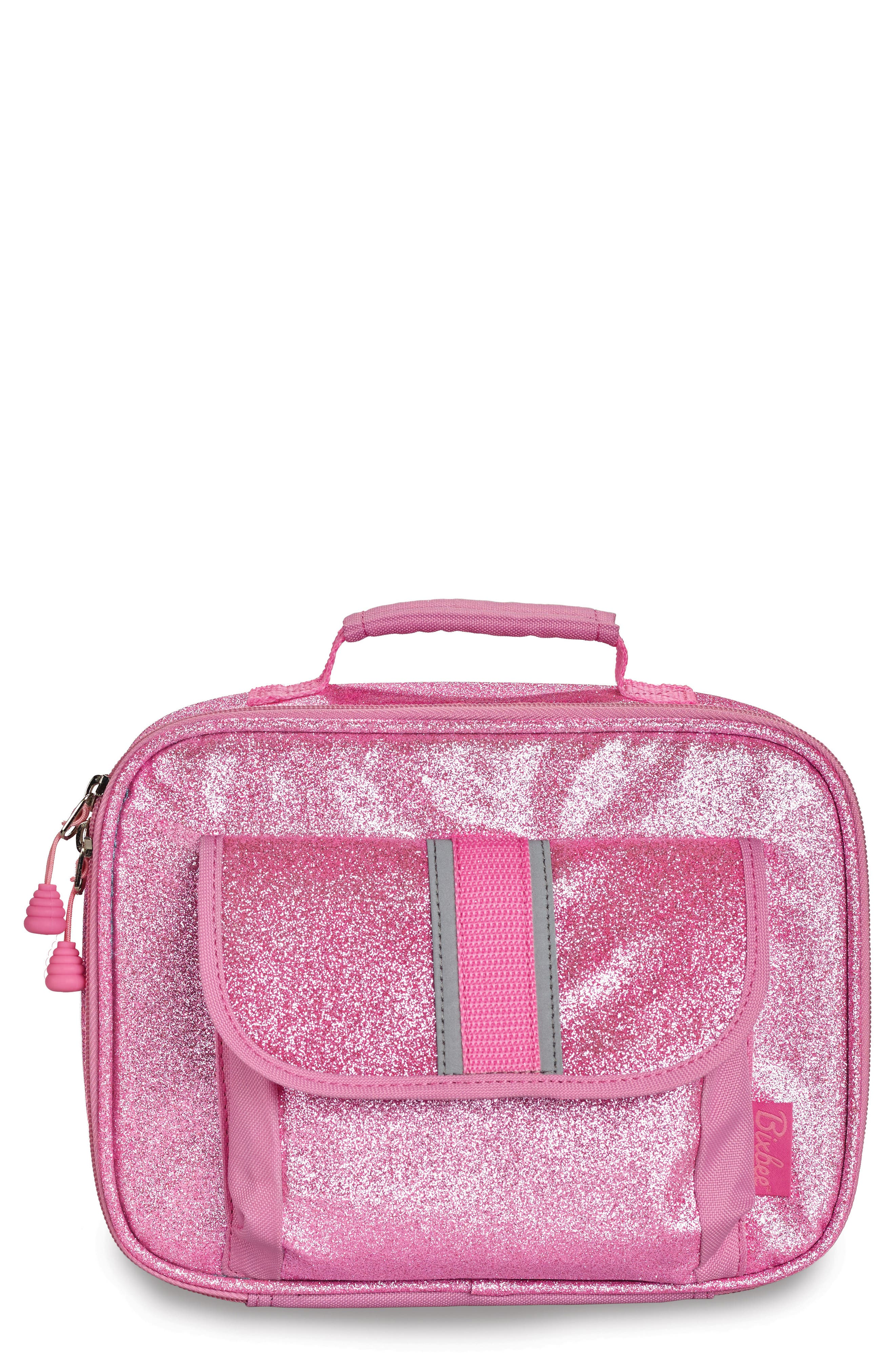 Bixbee Sparkalicious Water Resistant Lunchbox (Kids)