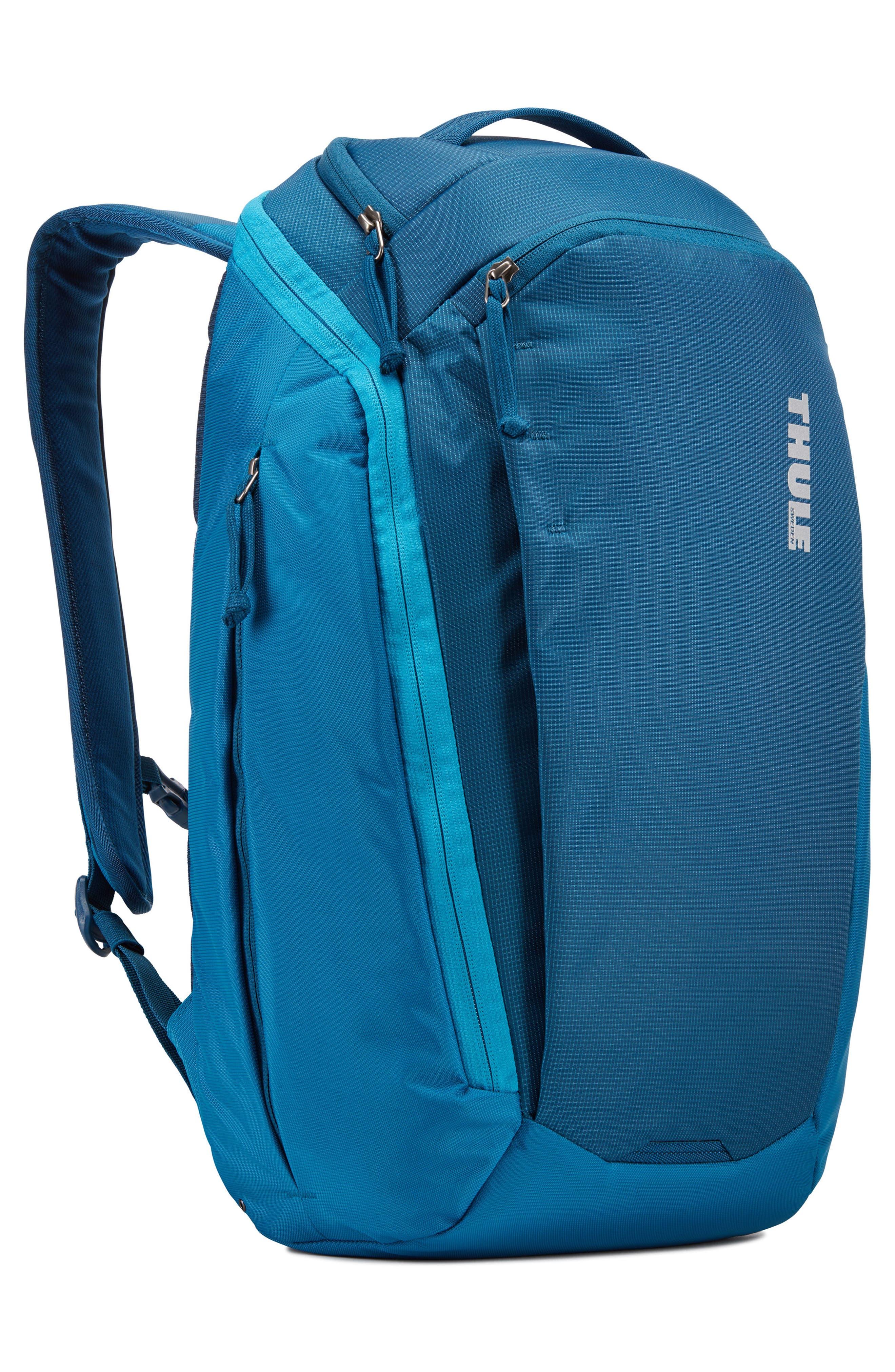 EnRoute Backpack,                             Alternate thumbnail 3, color,                             Poseidon
