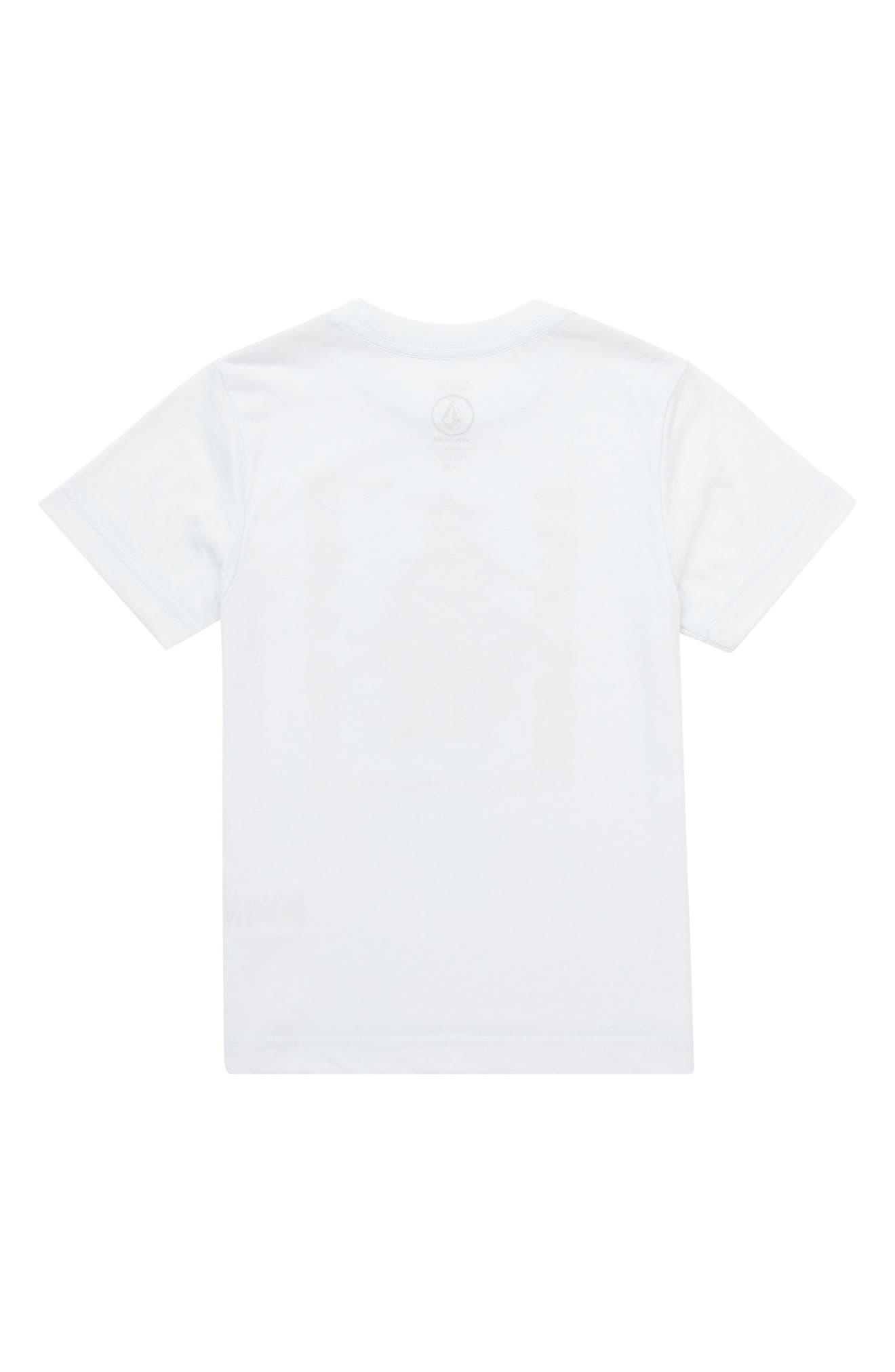 Peace Graphic T-Shirt,                             Alternate thumbnail 2, color,                             White