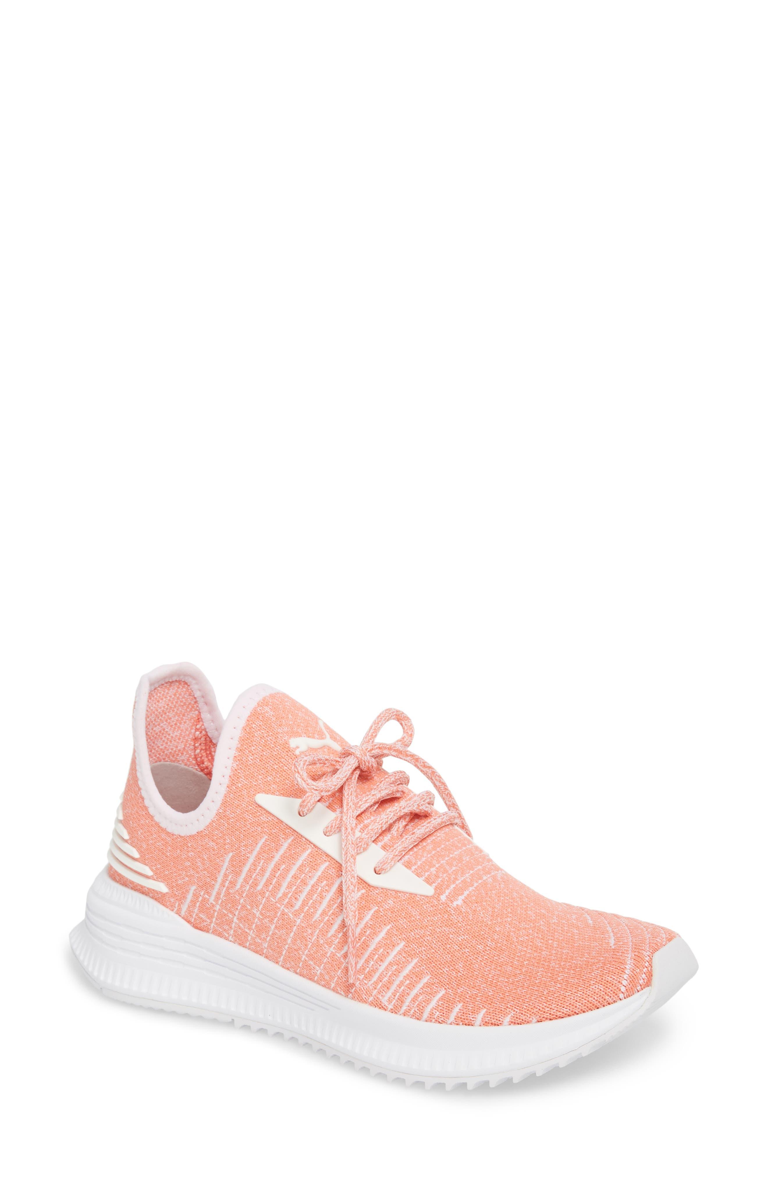 PUMA AVID evoKNIT Sneaker (Women)