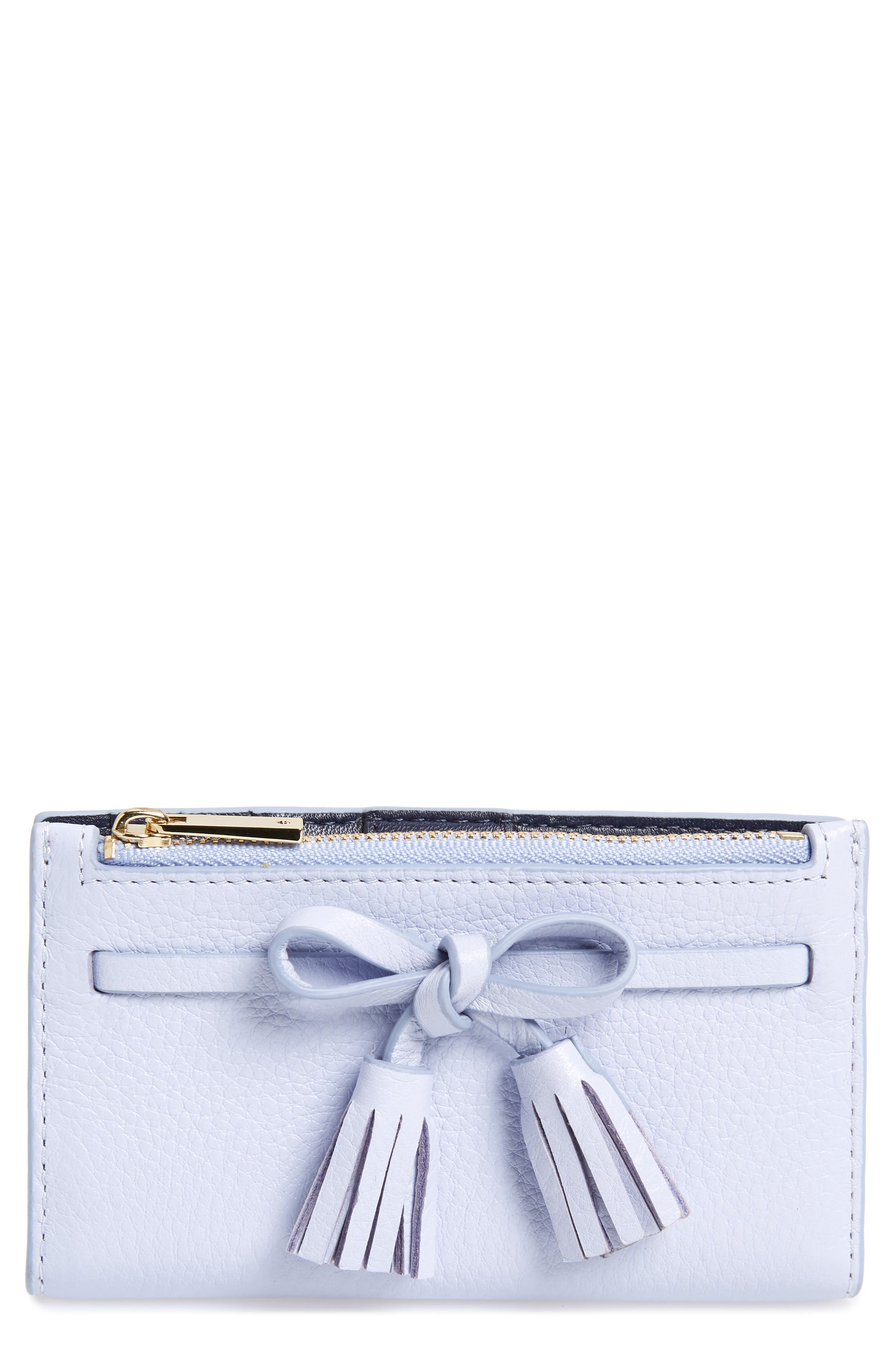 kate spade new york hayes street - mikey leather wallet