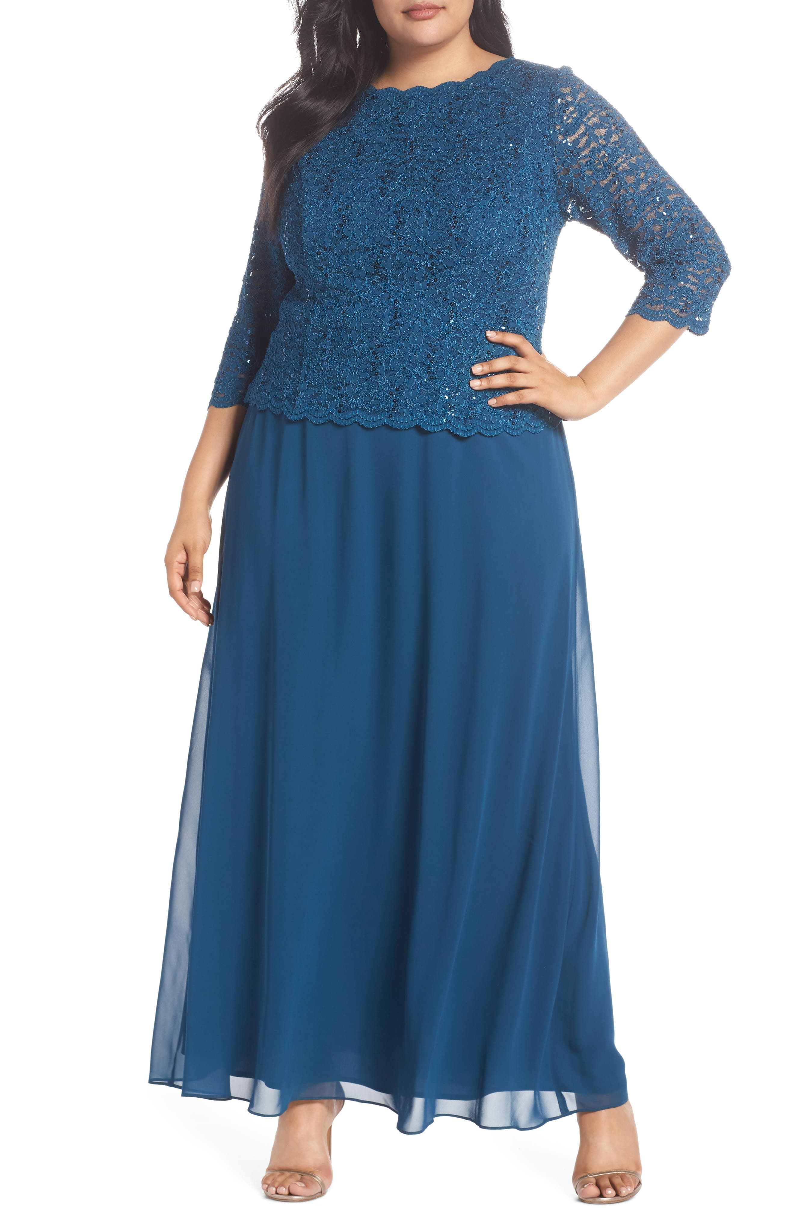 Vintage Dresses for Mother of the Bride