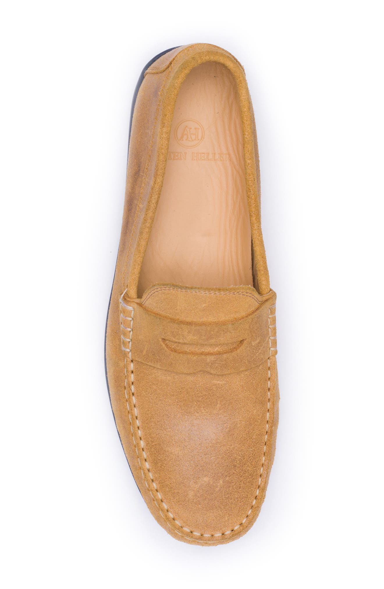 Barretts Penny Loafer,                             Alternate thumbnail 3, color,                             Tan