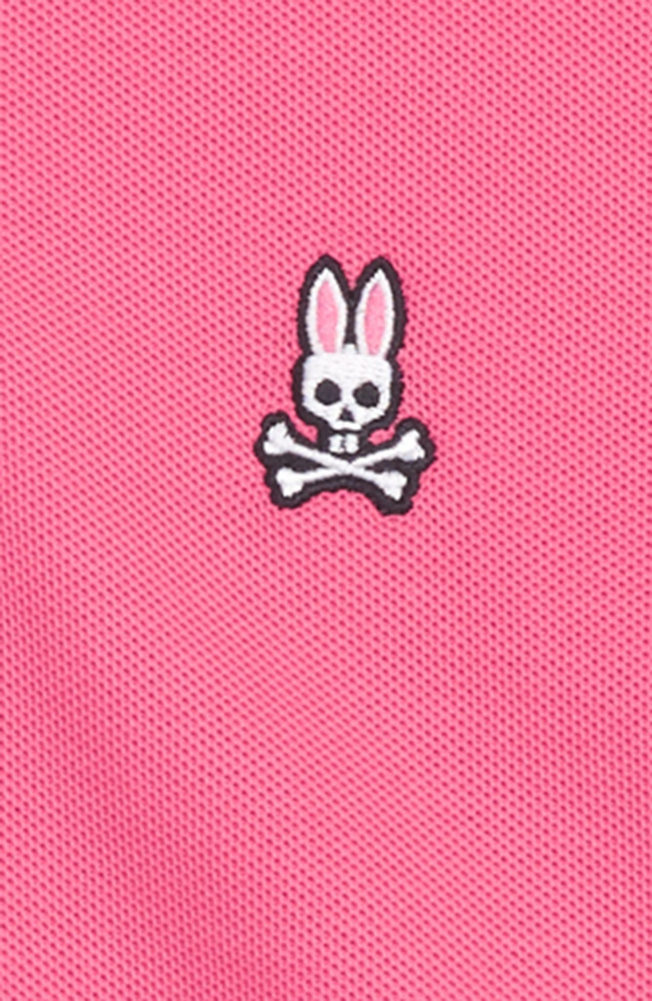 Classic Polo,                             Alternate thumbnail 2, color,                             Hot Pink