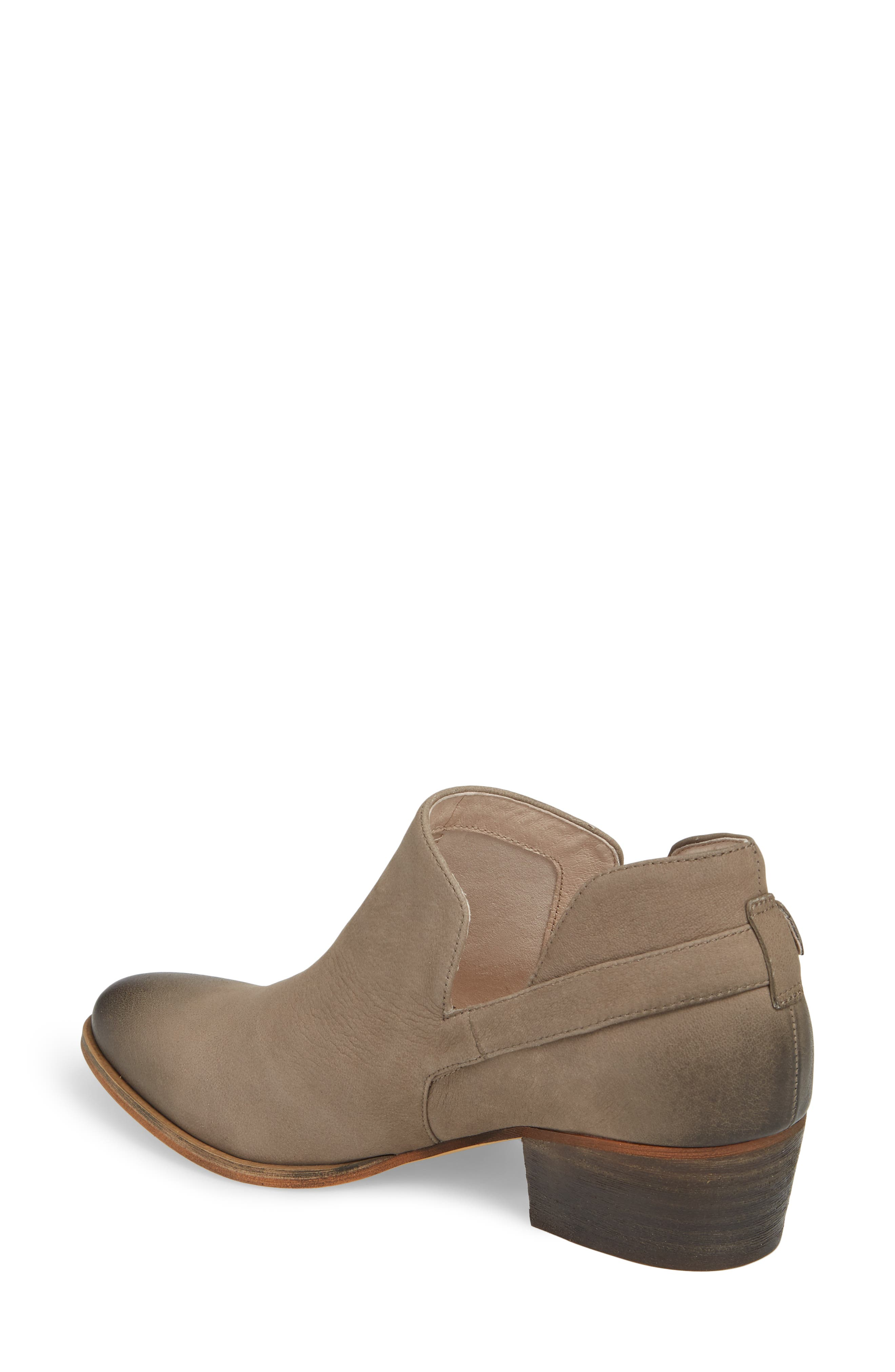 Toby Bootie,                             Alternate thumbnail 2, color,                             Stone Oiled Nubuck