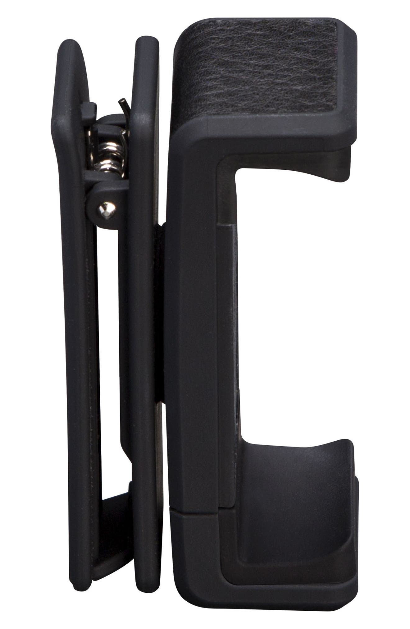 Universal Smartphone Beltclip,                             Alternate thumbnail 3, color,                             Black