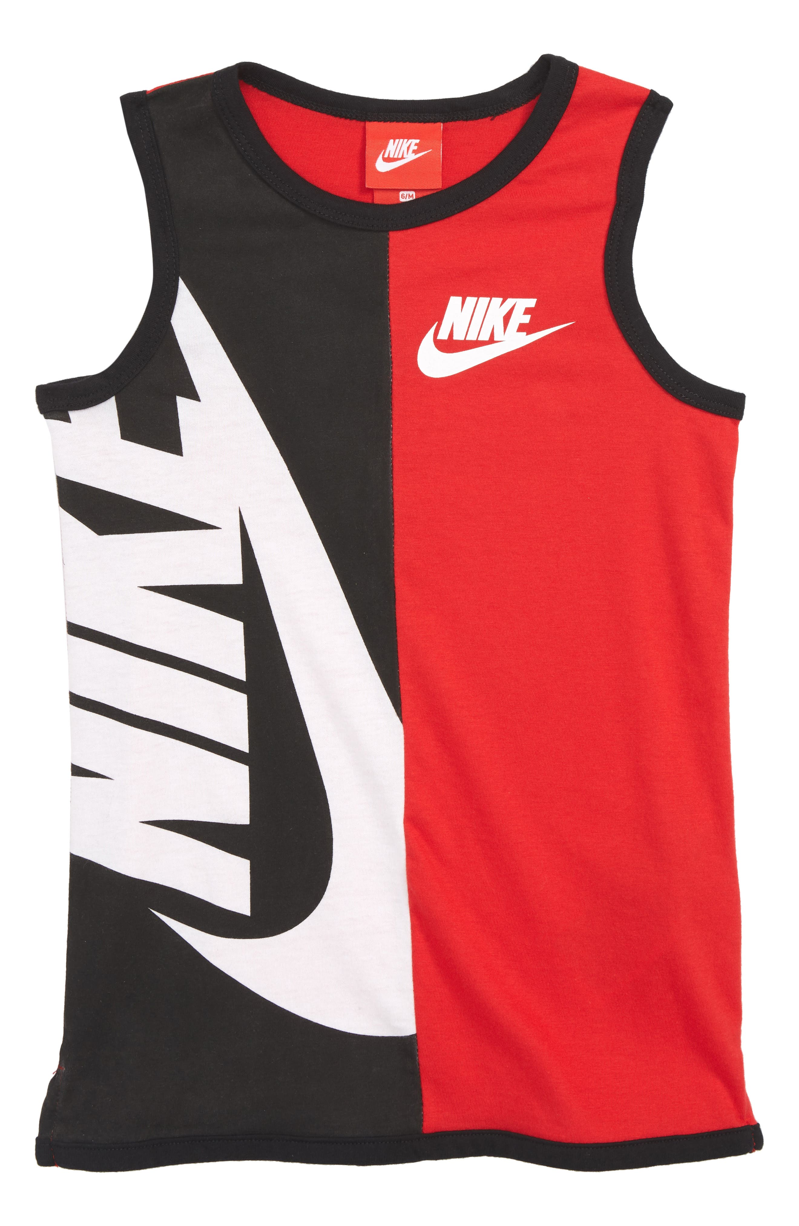 Sportswear Graphic Tank,                             Main thumbnail 1, color,                             University Red