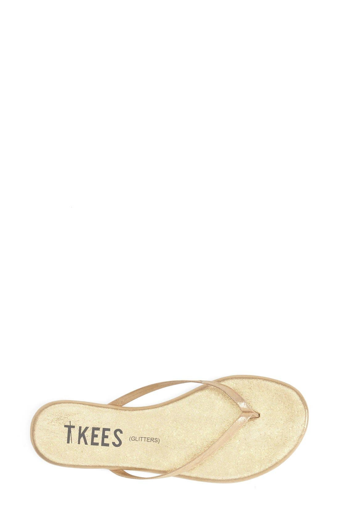 Alternate Image 3  - TKEES 'Glitters' Flip Flop (Women)