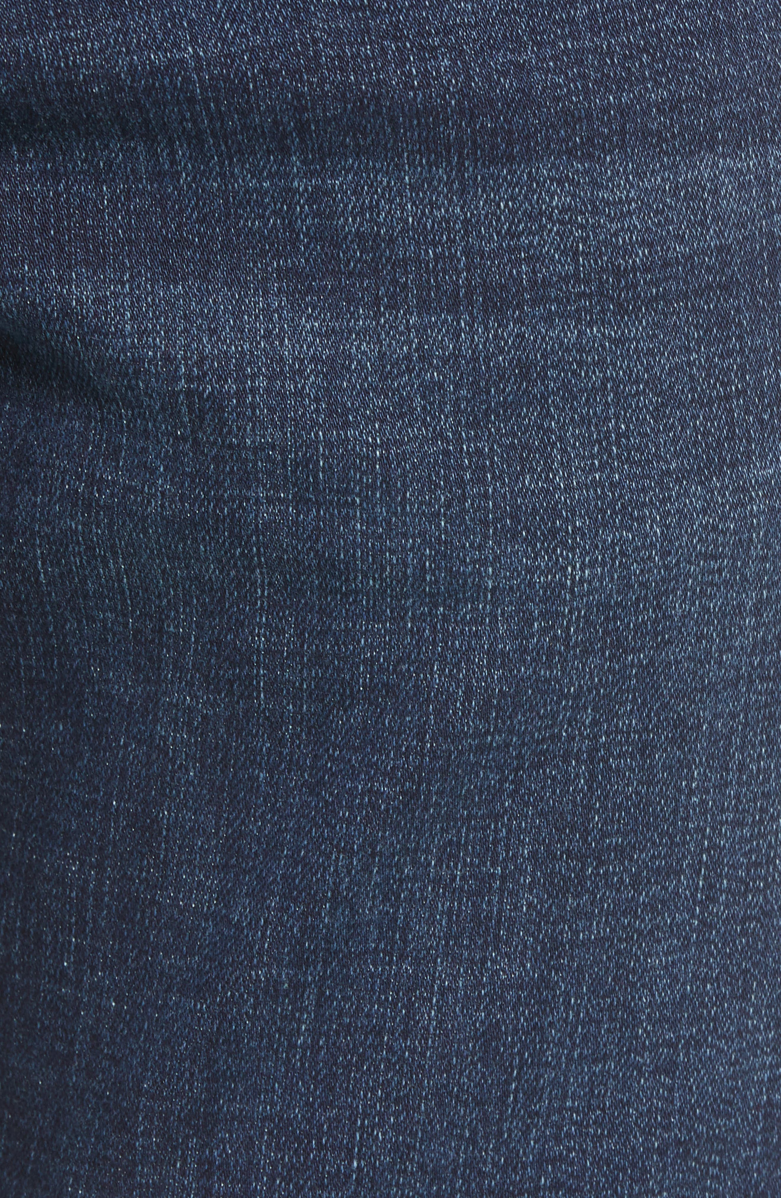 Relaxed Fit Jeans,                             Alternate thumbnail 5, color,                             Navajo Dark