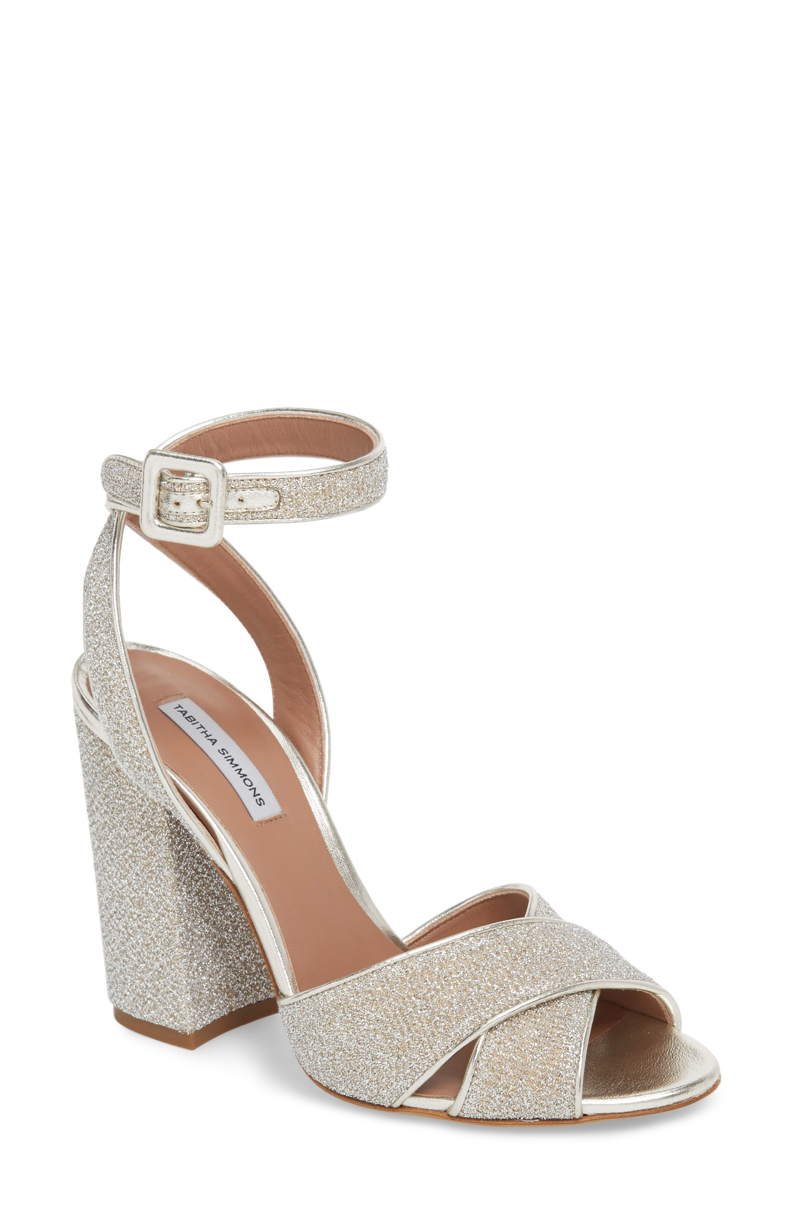 Tabitha Simmons Connie Ankle Strap Sandal (Women)