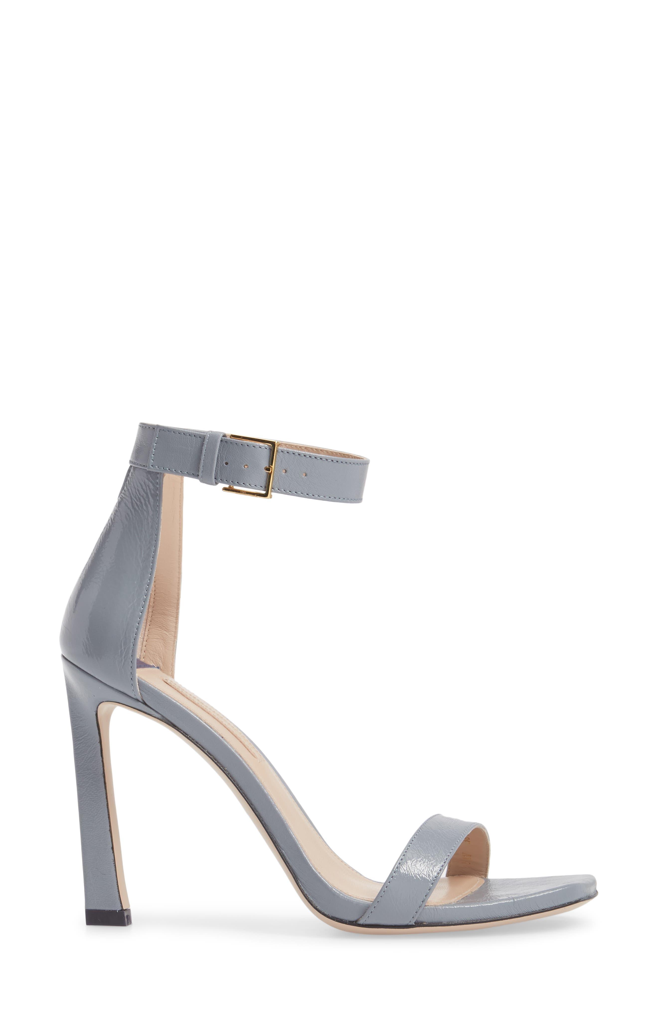 100SQUARENUDIST Sandal,                             Alternate thumbnail 3, color,                             Dovetail Gleaming Tripon