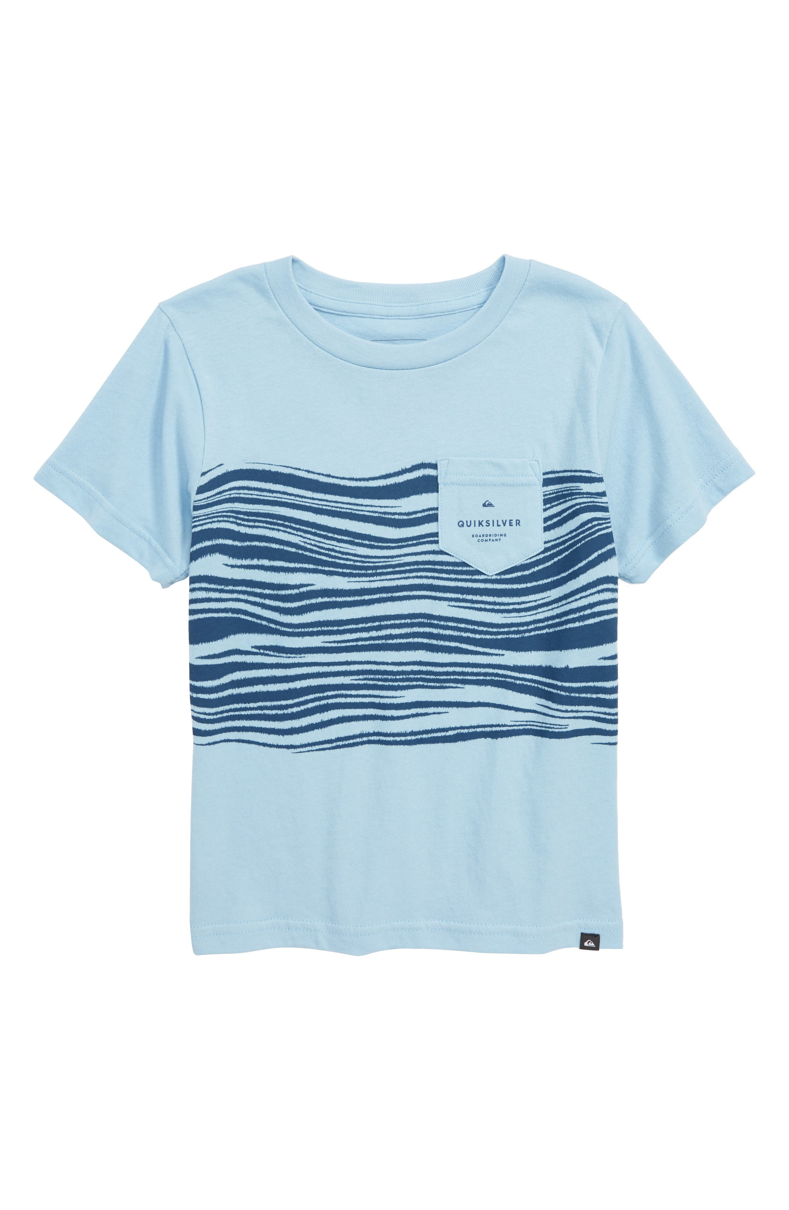Quiksilver Zebra Zone Graphic T-Shirt (Toddler Boys & Little Boys)