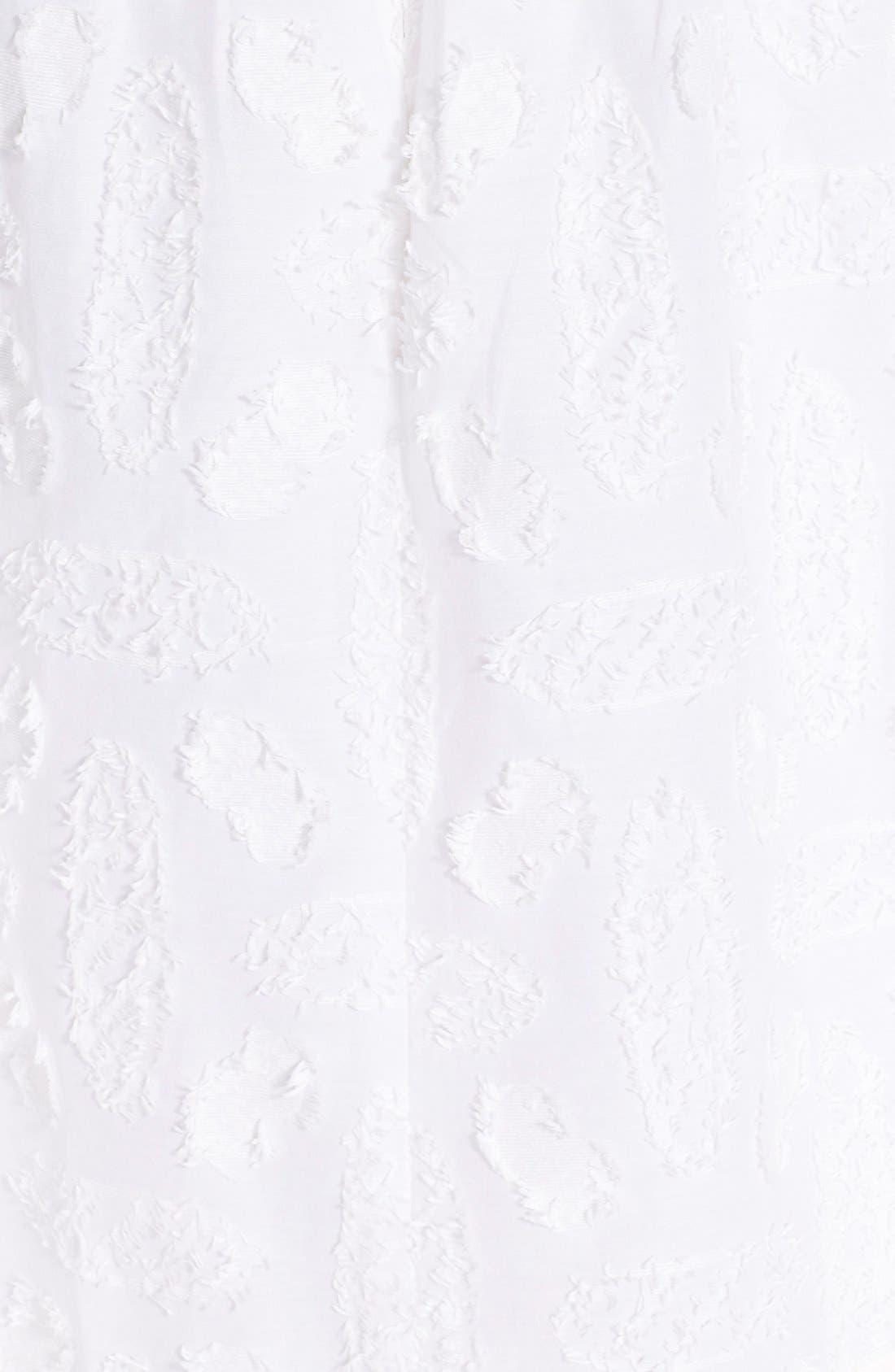 Alternate Image 3  - Tibi 'Sakura' Off the Shoulder Fil Coupe Dress