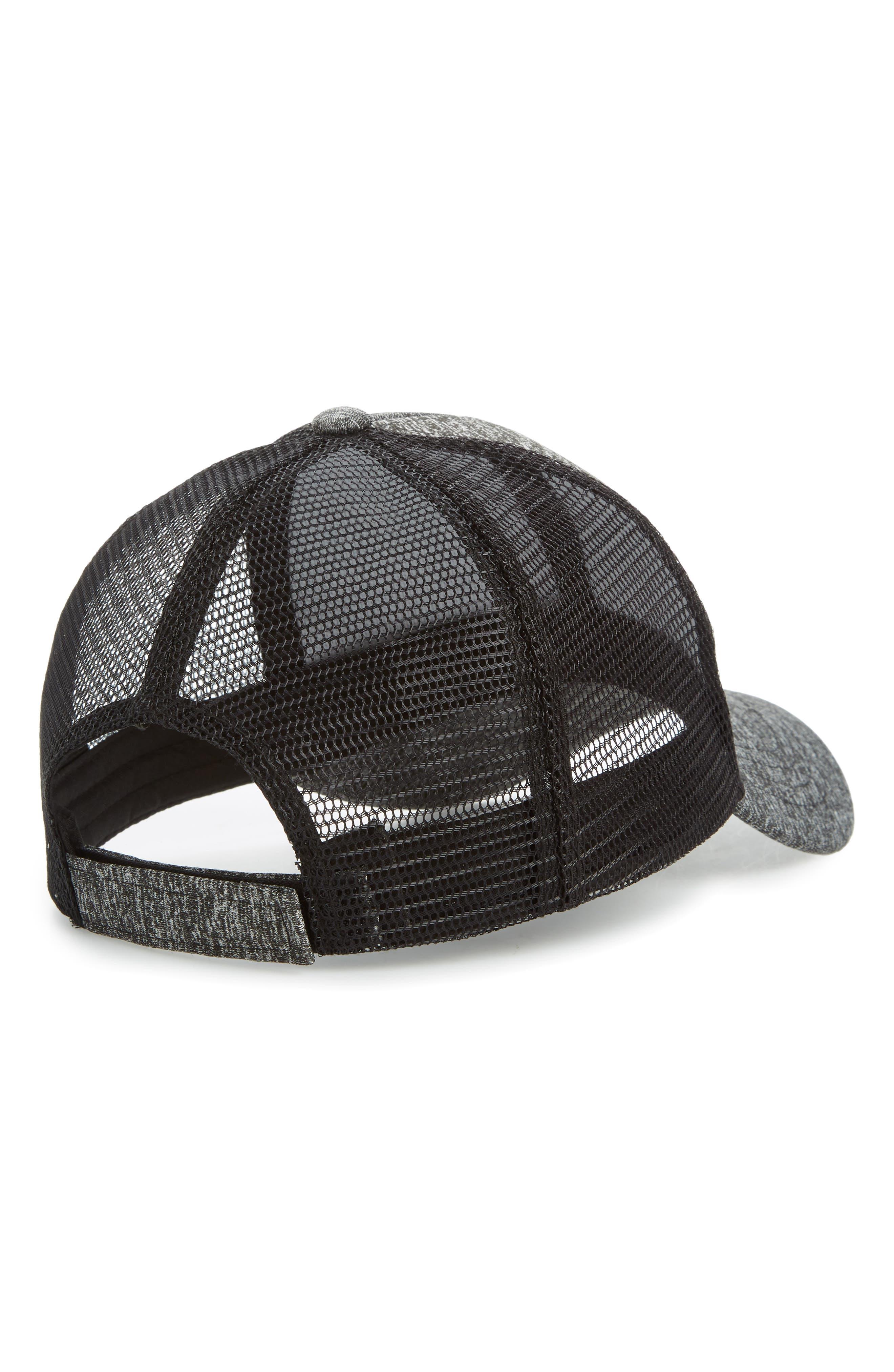 Baseball Hat,                             Alternate thumbnail 2, color,                             Black