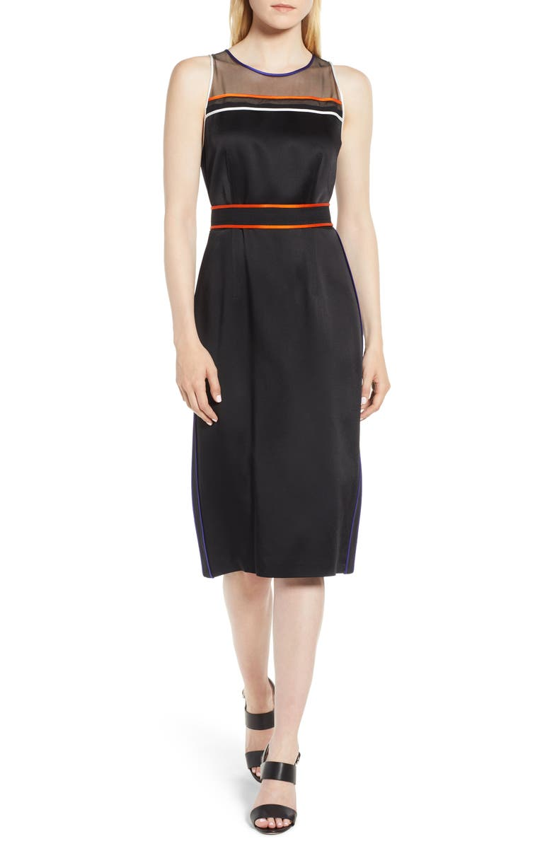 Dartona Sheath Dress