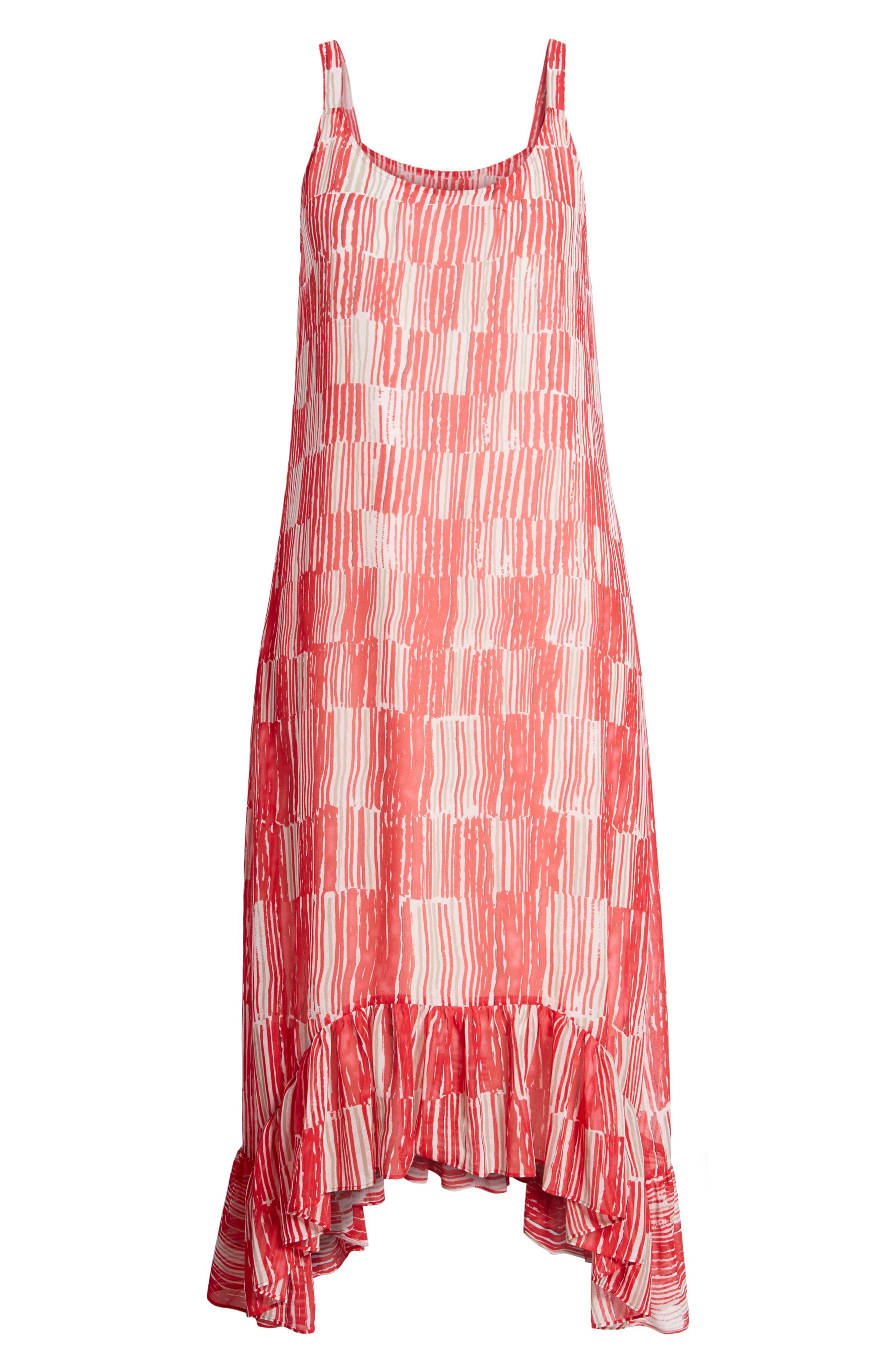 Zambra Dress,                             Alternate thumbnail 7, color,                             Multi