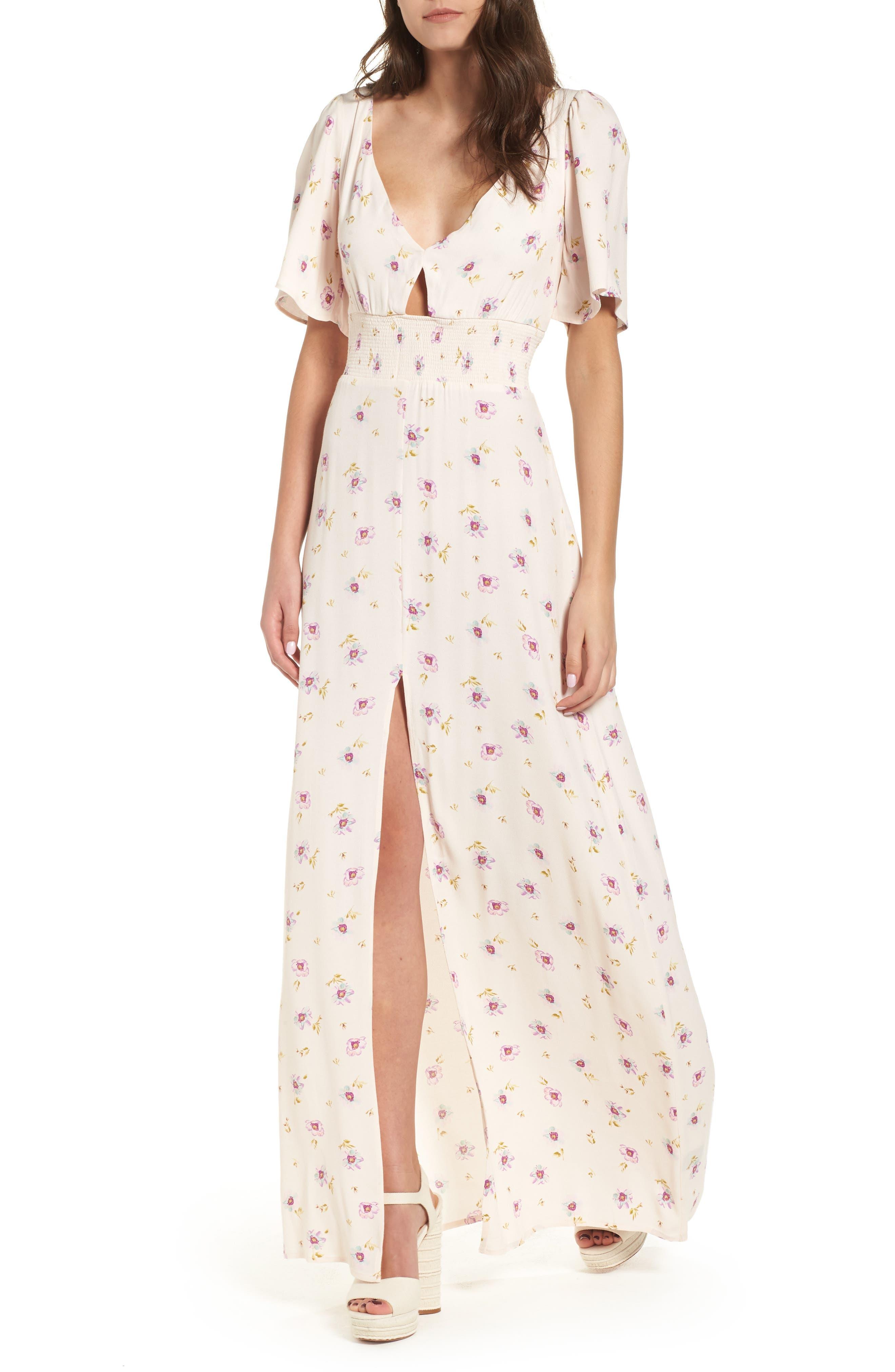 AFRM Tuscany Maxi Dress