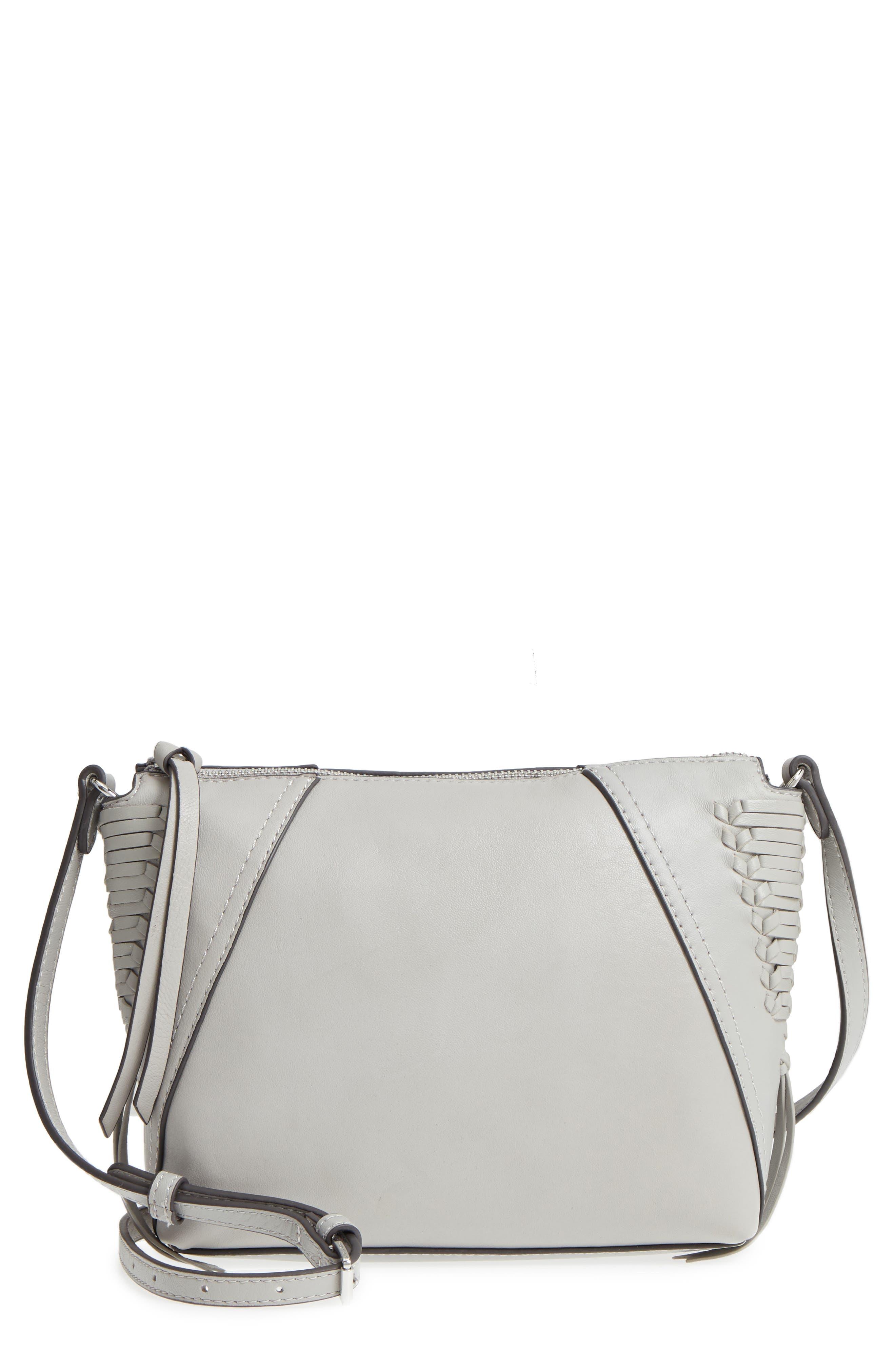 Ilda Leather Crossbody Bag,                         Main,                         color, Full Steam