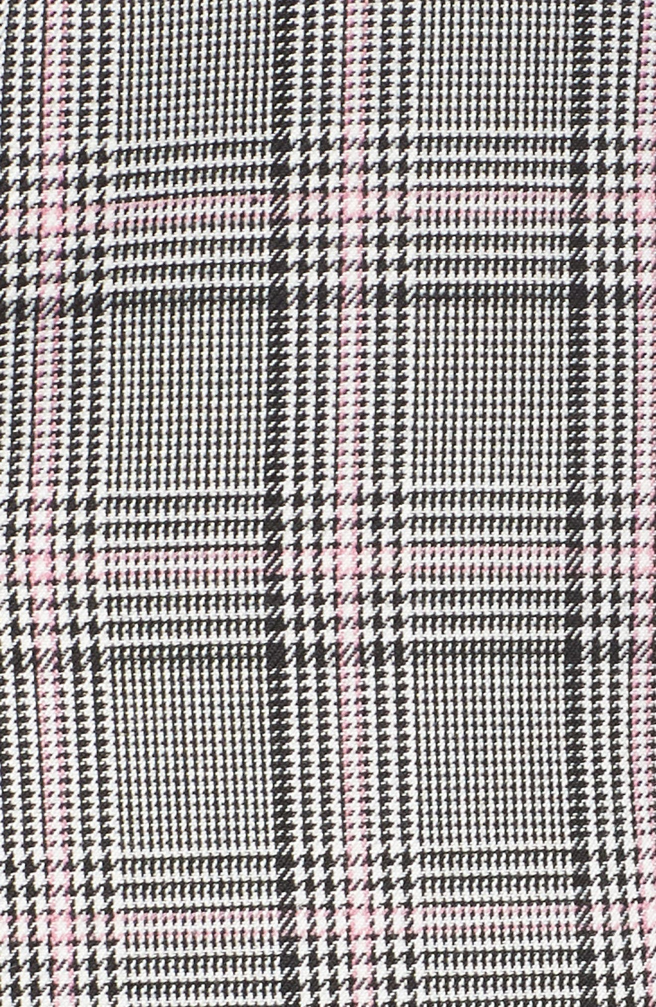 Norm Glen Plaid Blazer,                             Alternate thumbnail 4, color,                             Grey Plaid