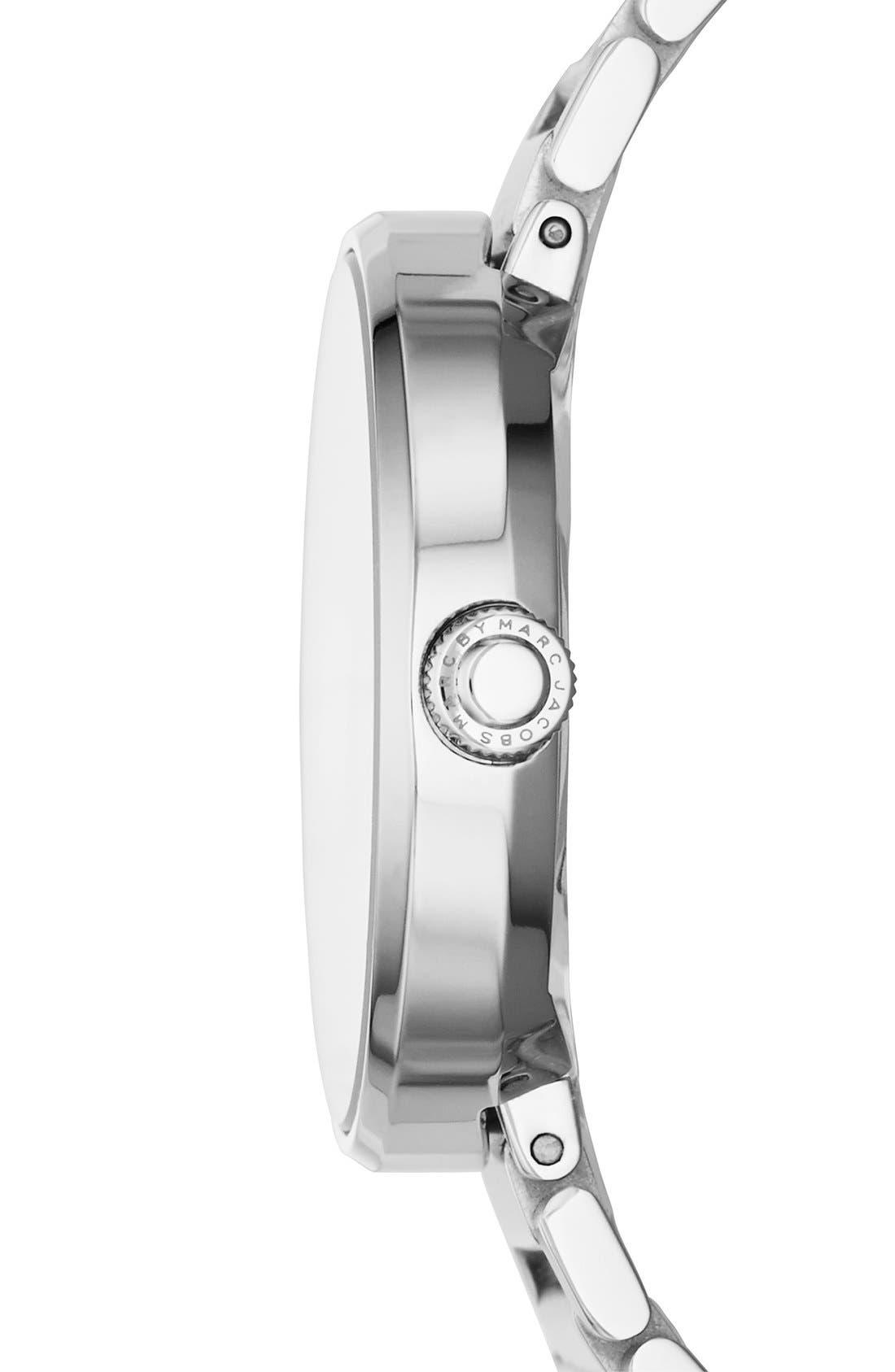 Alternate Image 2  - MARC JACOBS 'Peggy' Bracelet Watch, 36mm