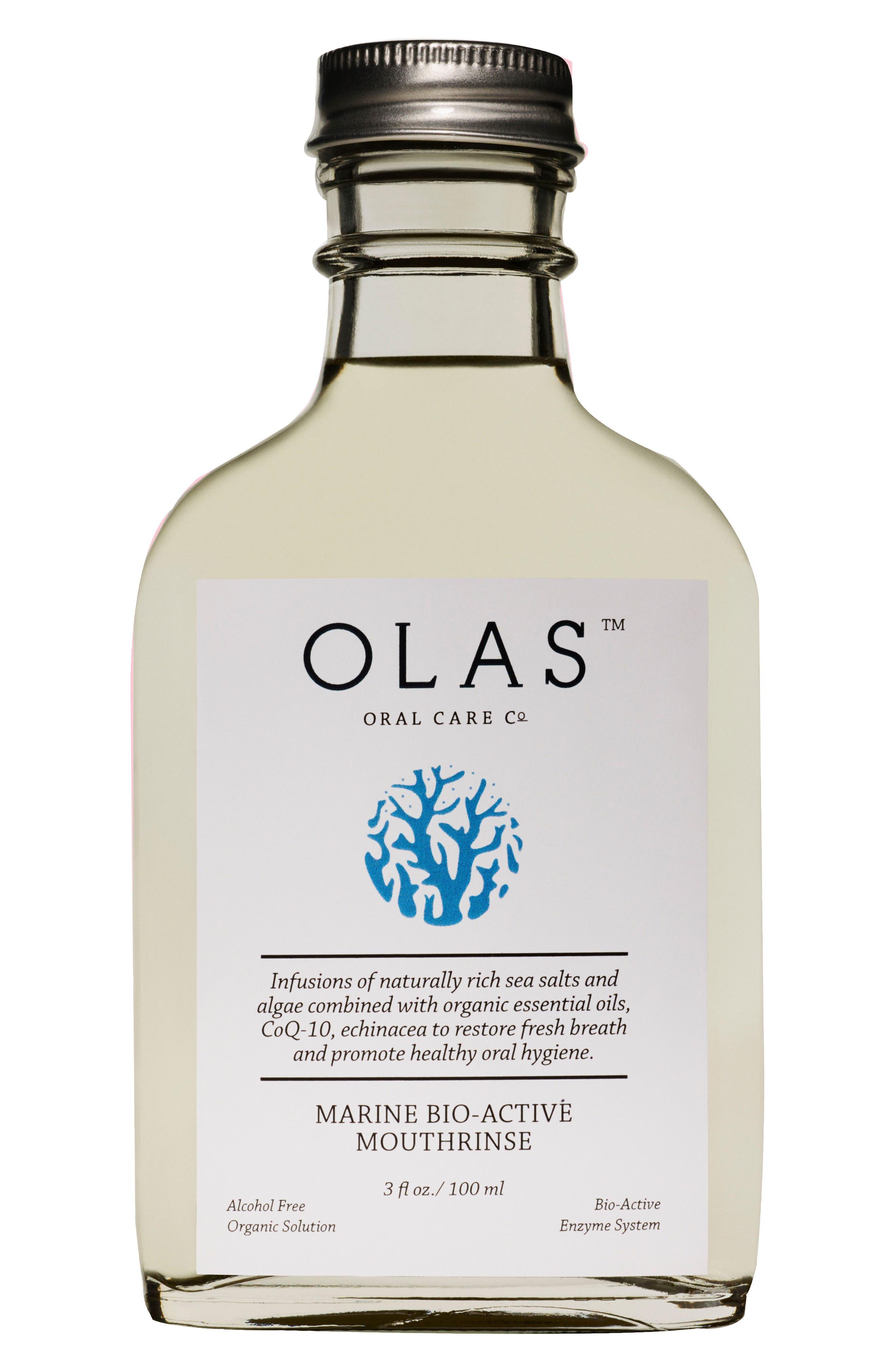 OLAS Marina Bio-Active Mouthwash