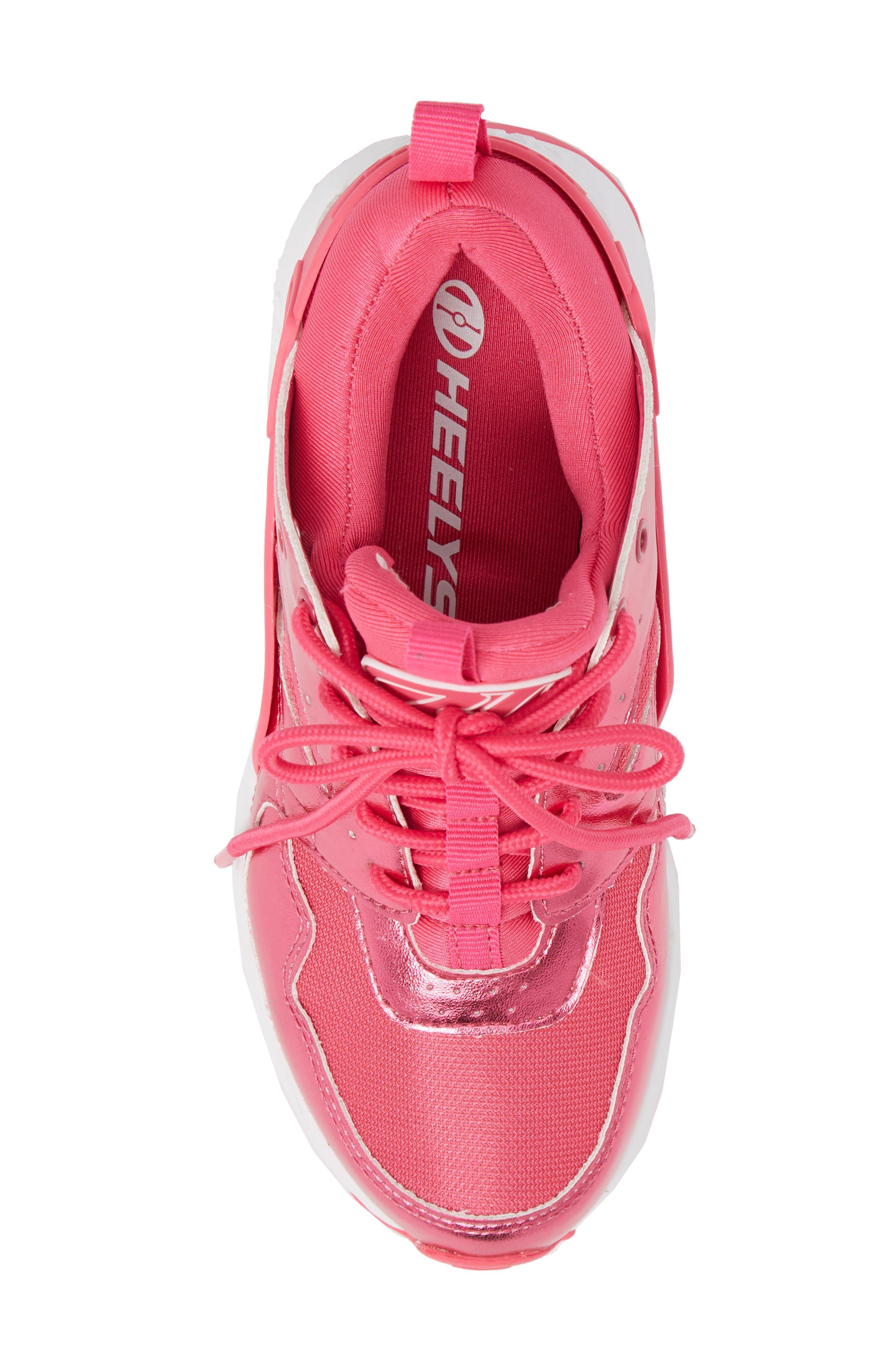 Force Sneaker,                             Alternate thumbnail 5, color,                             Pink