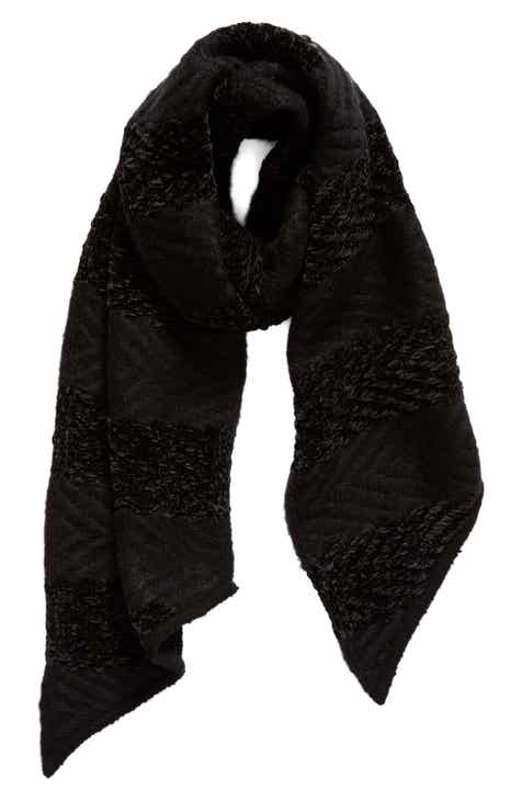 black neck scarf   Nordstrom fed7d7ddad4