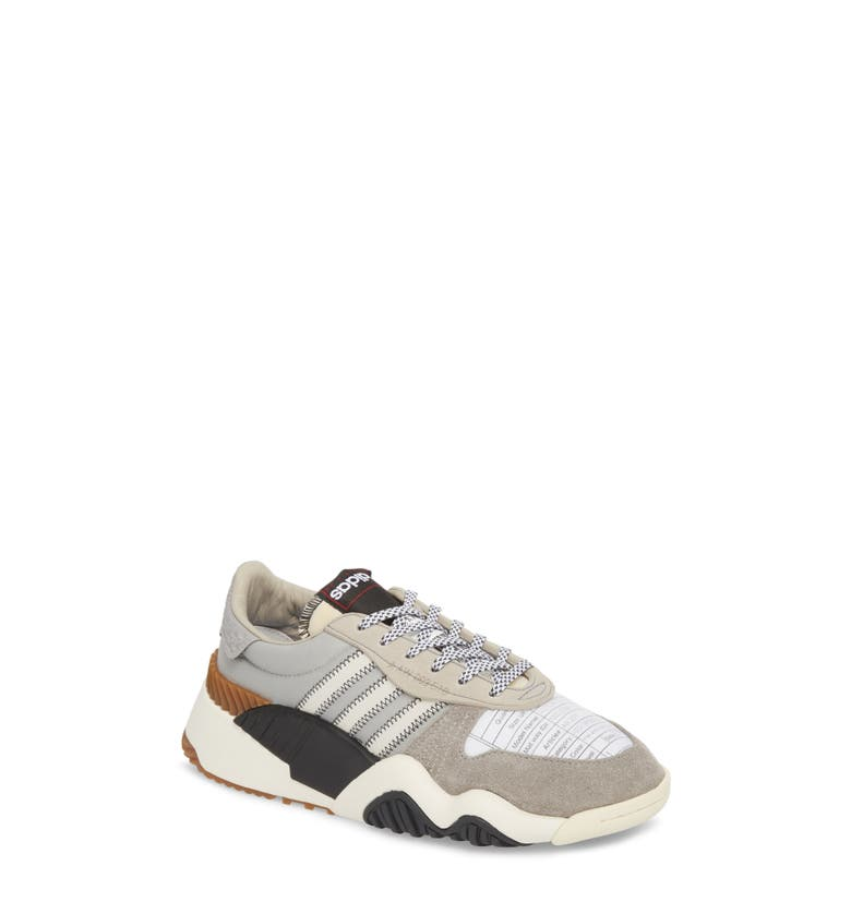new concept 4618b 01674 Adidas Originals By Alexander Wang Trainer In Beige  White  Black