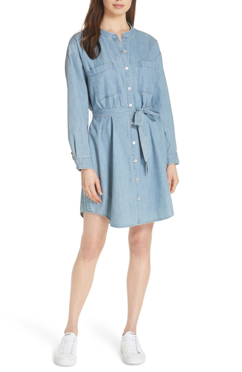 Organic Cotton Shirtdress