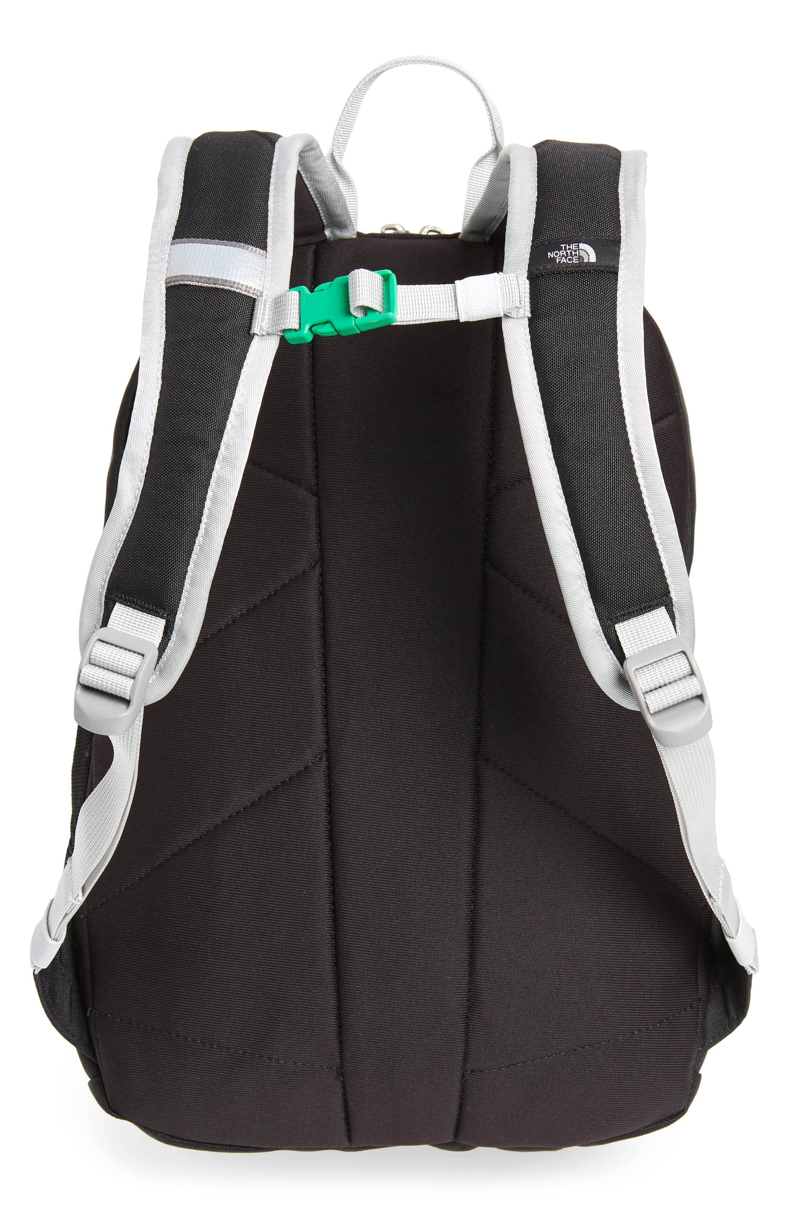 Recon Squash Backpack,                             Alternate thumbnail 2, color,                             Tnf Black/ High Rise Grey