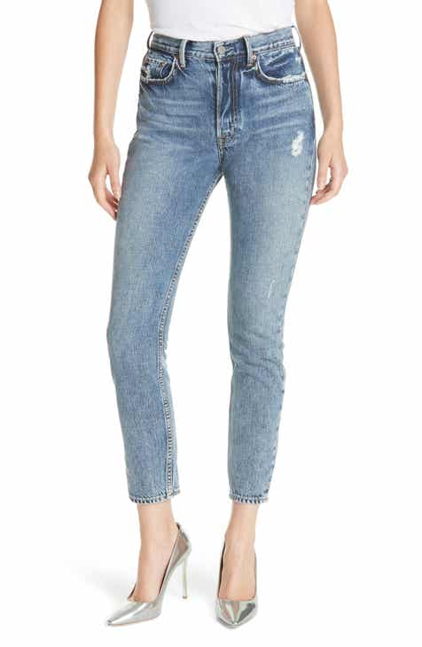GRLFRND Karolina Skinny Jeans (Told You So) 5d9a32c2f