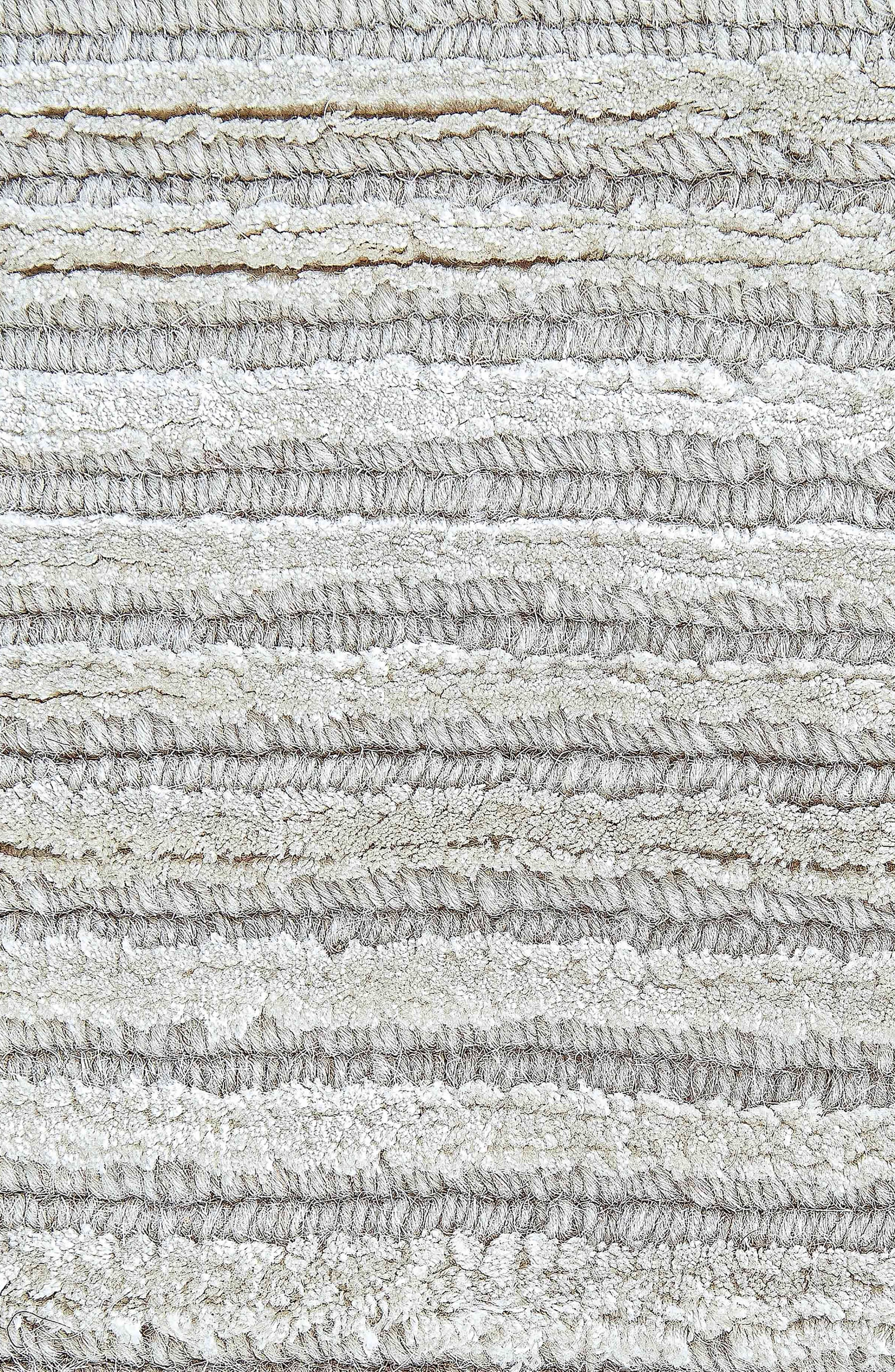 Basis Rug,                             Alternate thumbnail 6, color,                             Snow White