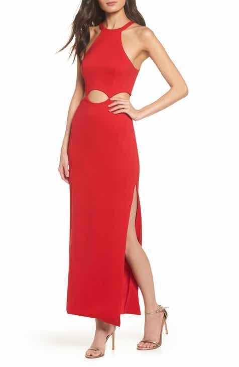 Red Evening Dresses Nordstrom
