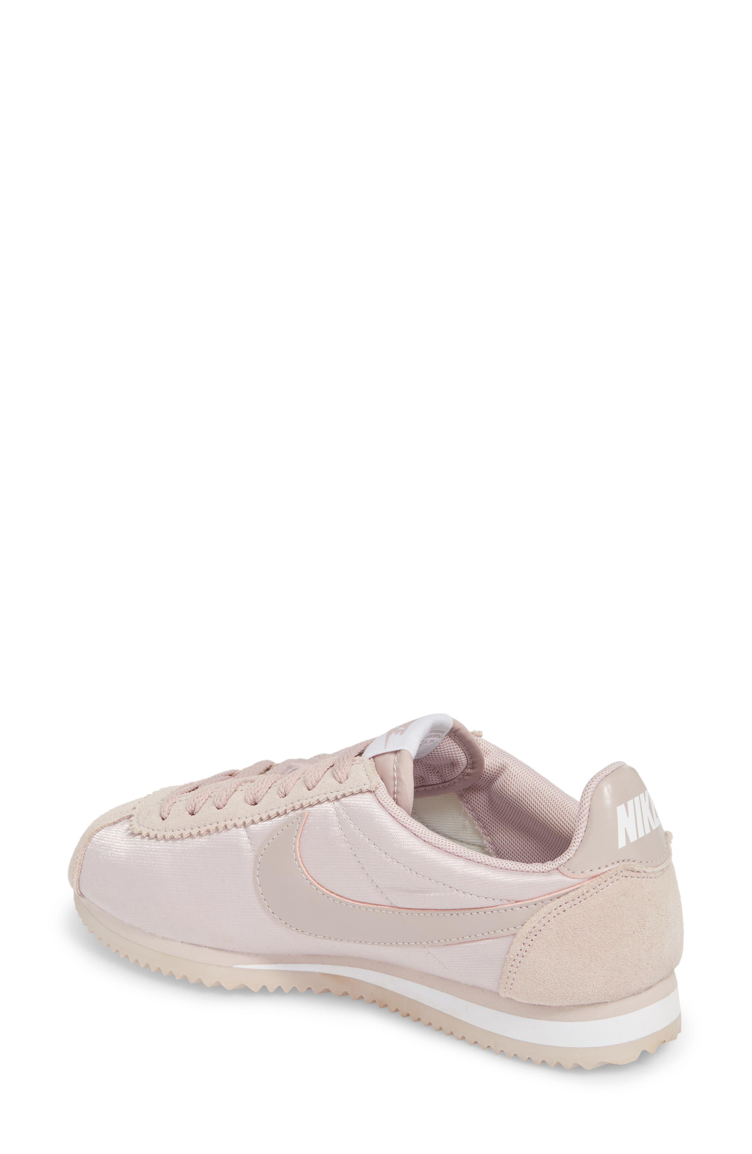 'Classic Cortez' Sneaker,                             Alternate thumbnail 2, color,                             Particle Rose/ Particle Rose