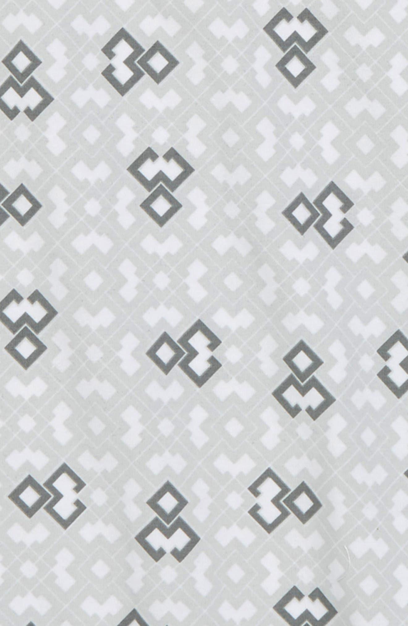 Performance SC30 HeatGear<sup>®</sup> Shirt,                             Alternate thumbnail 2, color,                             White/ Black