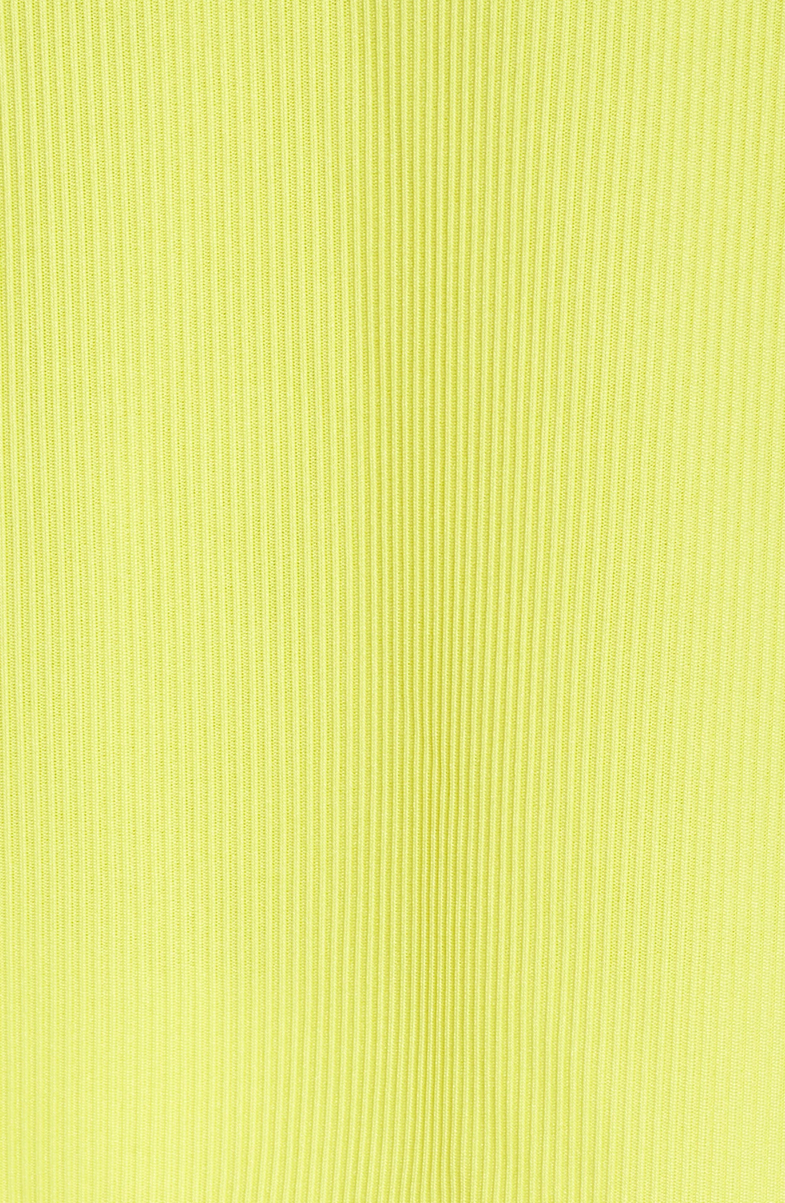 Originals Fashion League Tank,                             Alternate thumbnail 6, color,                             Prime Yellow