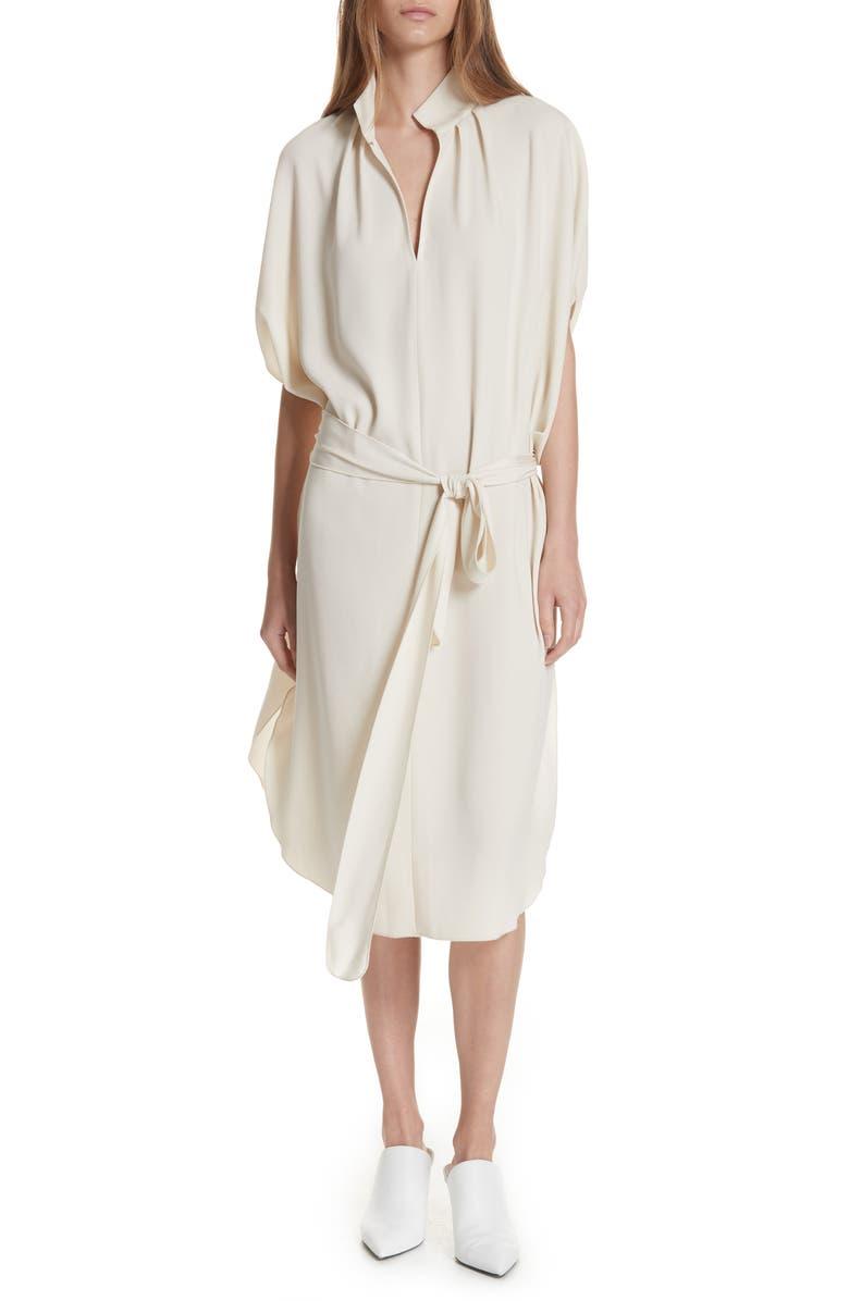 The Krugar Crepe Dress