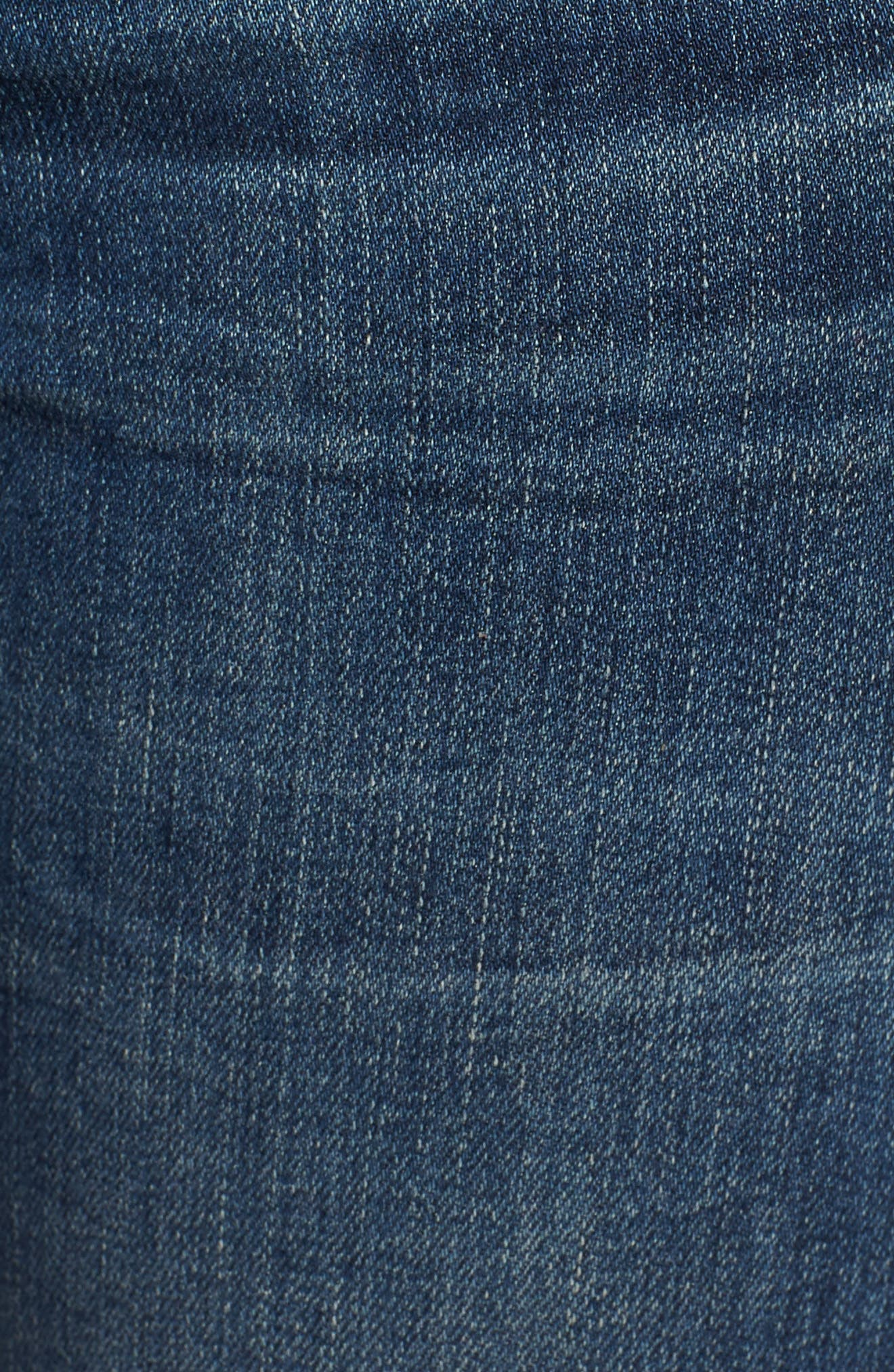 Ankle Skinny Jeans,                             Alternate thumbnail 4, color,                             Modern Love