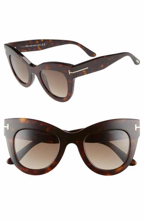 460ae4397d Tom Ford Karina 47mm Cat Eye Sunglasses