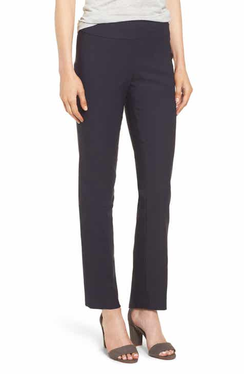 e316c7b880f5e NIC+ZOE Wonderstretch Straight Leg Pants (Regular   Petite)