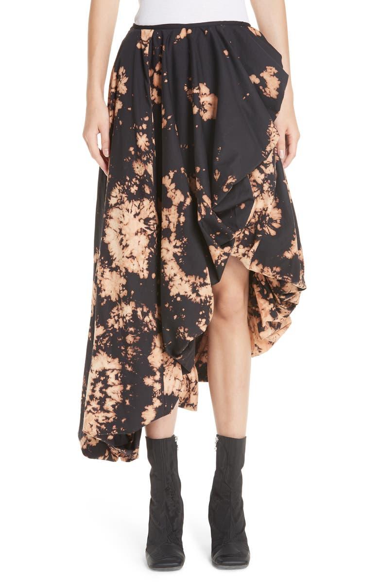 Marques'Almeida Bleached Puff Wrap Skirt