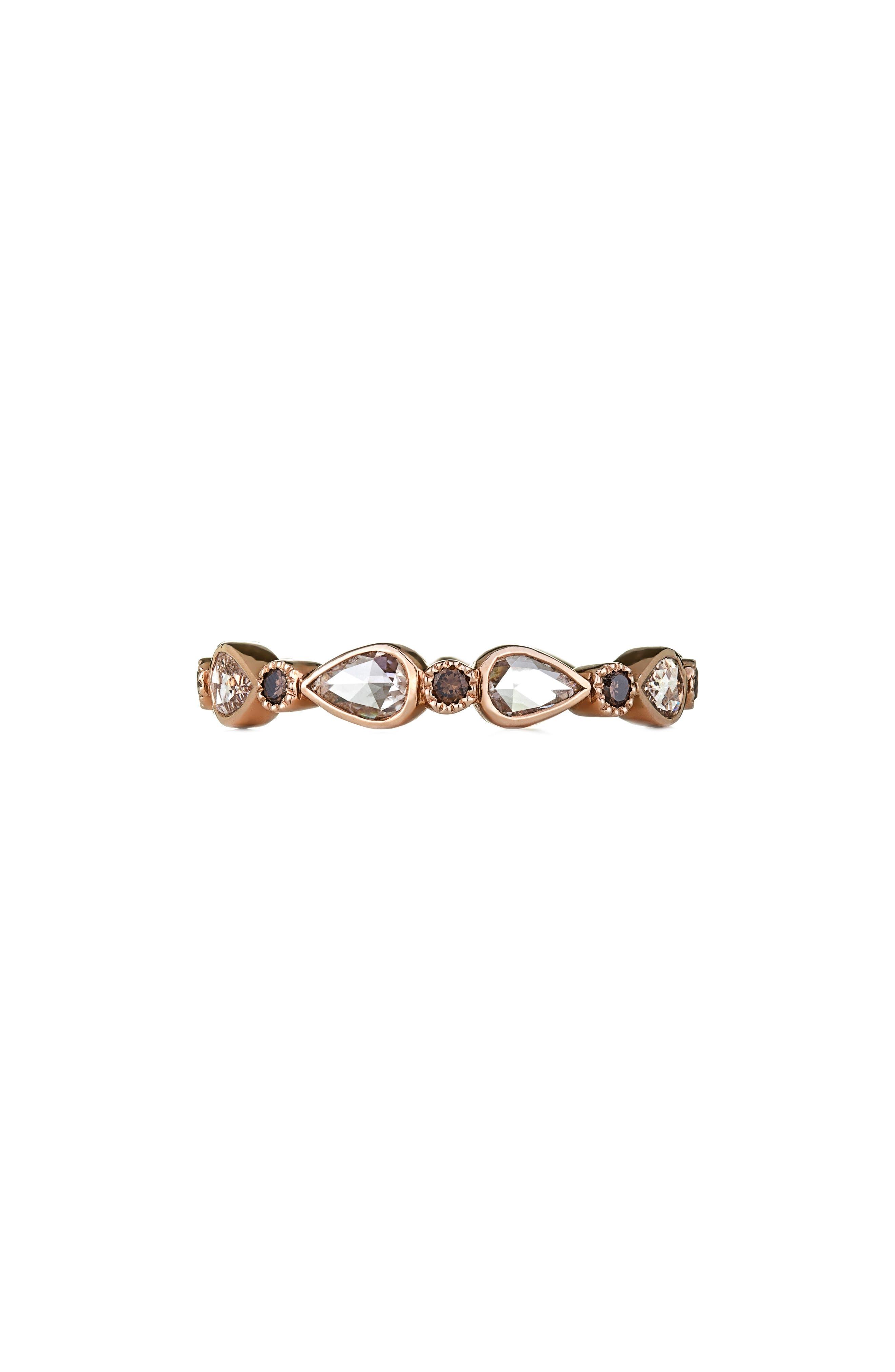 SETHI COUTURE FINE VINE DIAMOND RING