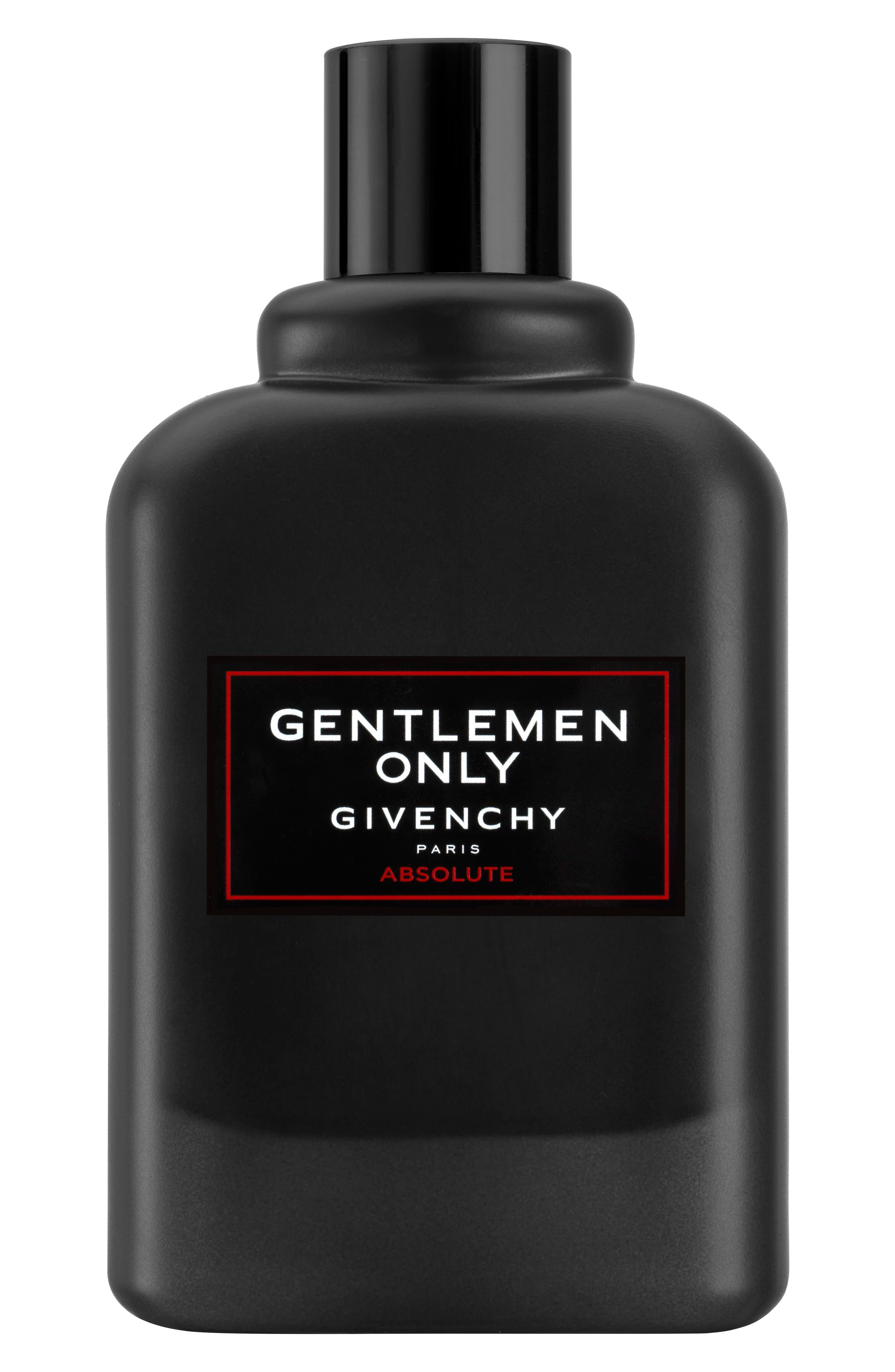 'Gentleman Only Absolute',                             Main thumbnail 1, color,                             No Color