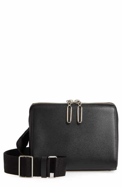 3 1 Phillip Lim Ray Triangle Leather Crossbody Bag