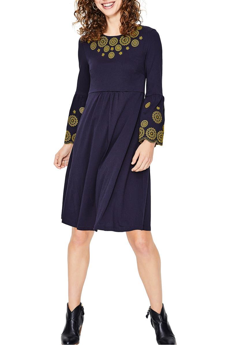 Emilia Embroidered Dress