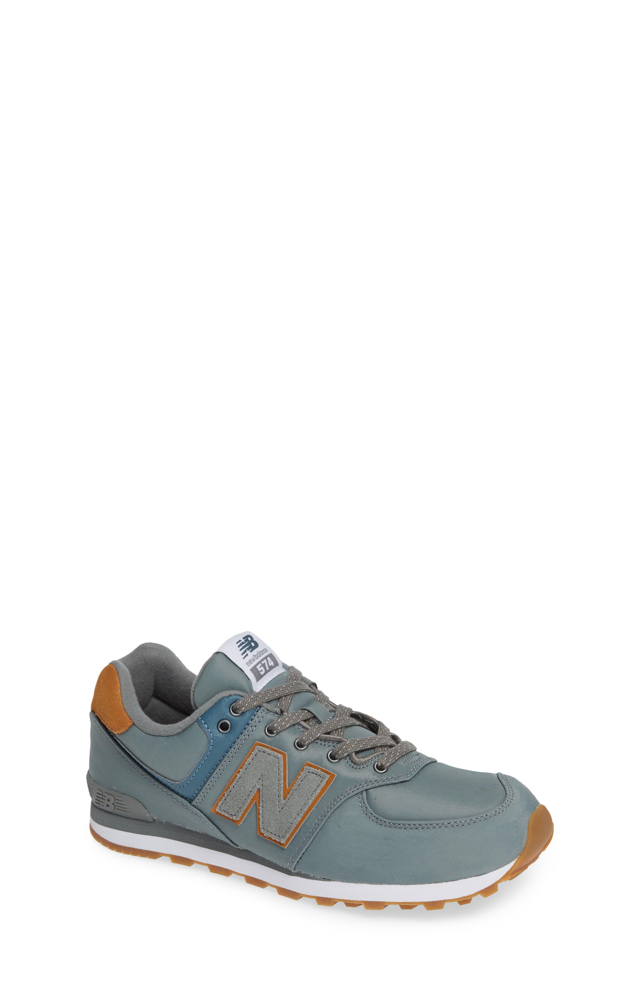 574 Essentials Sneaker,                             Main thumbnail 1, color,                             Sedona Sage